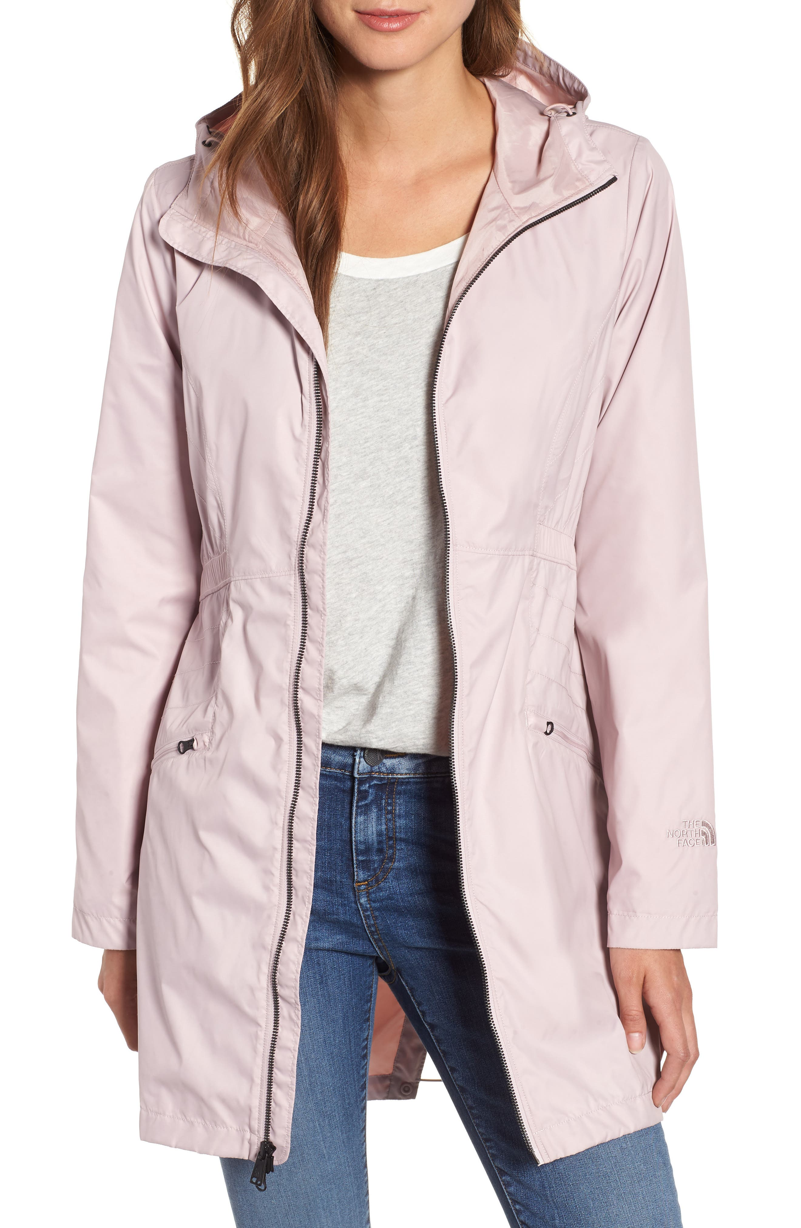 The North Face Rissy 2 Wind Resistant Jacket, Purple