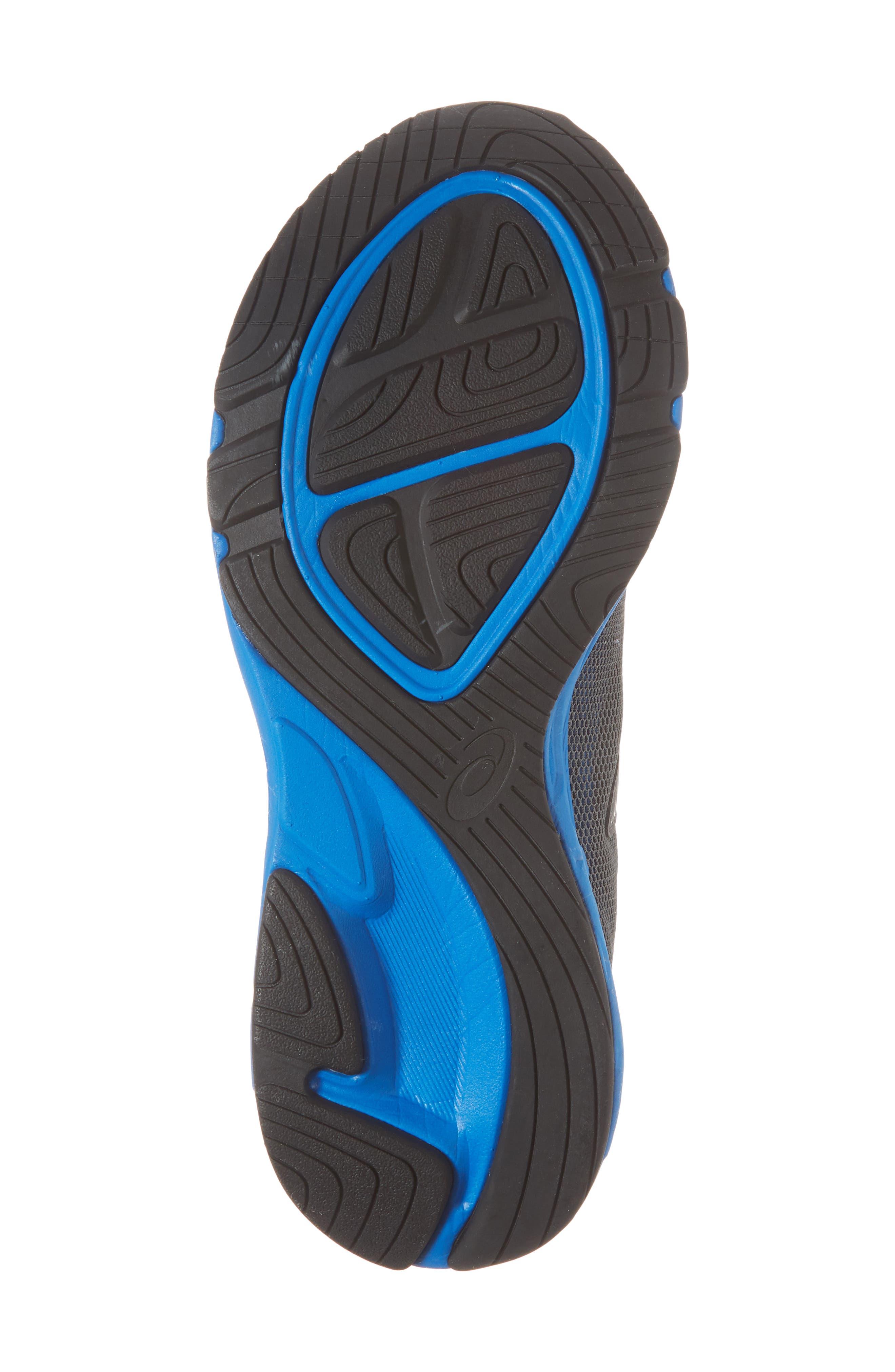Noosa GS Sneaker,                             Alternate thumbnail 6, color,                             CARBON/ DIRECTOIRE BLUE/ BLACK