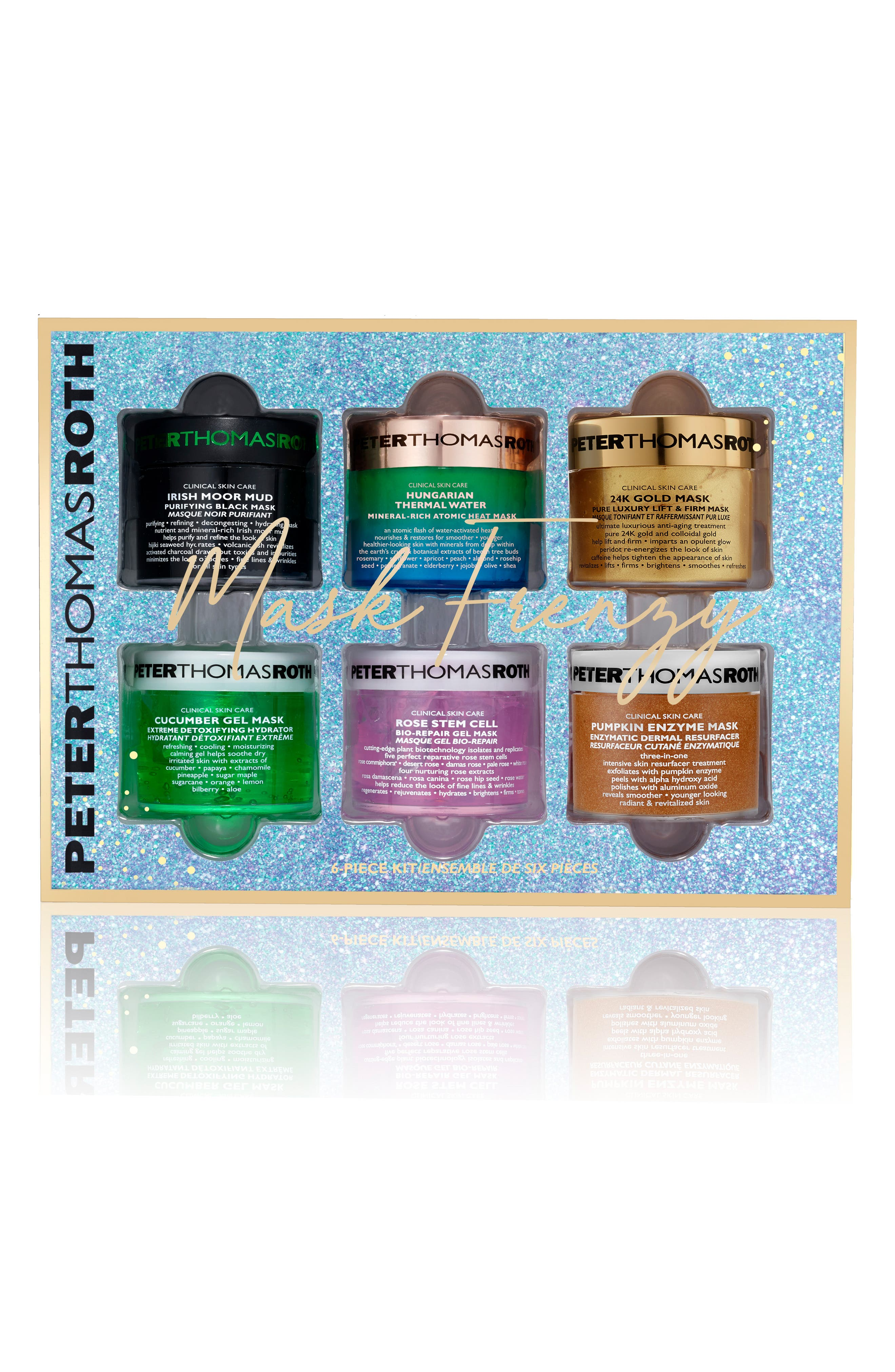Peter Thomas Roth MASK FRENZY COLLECTION