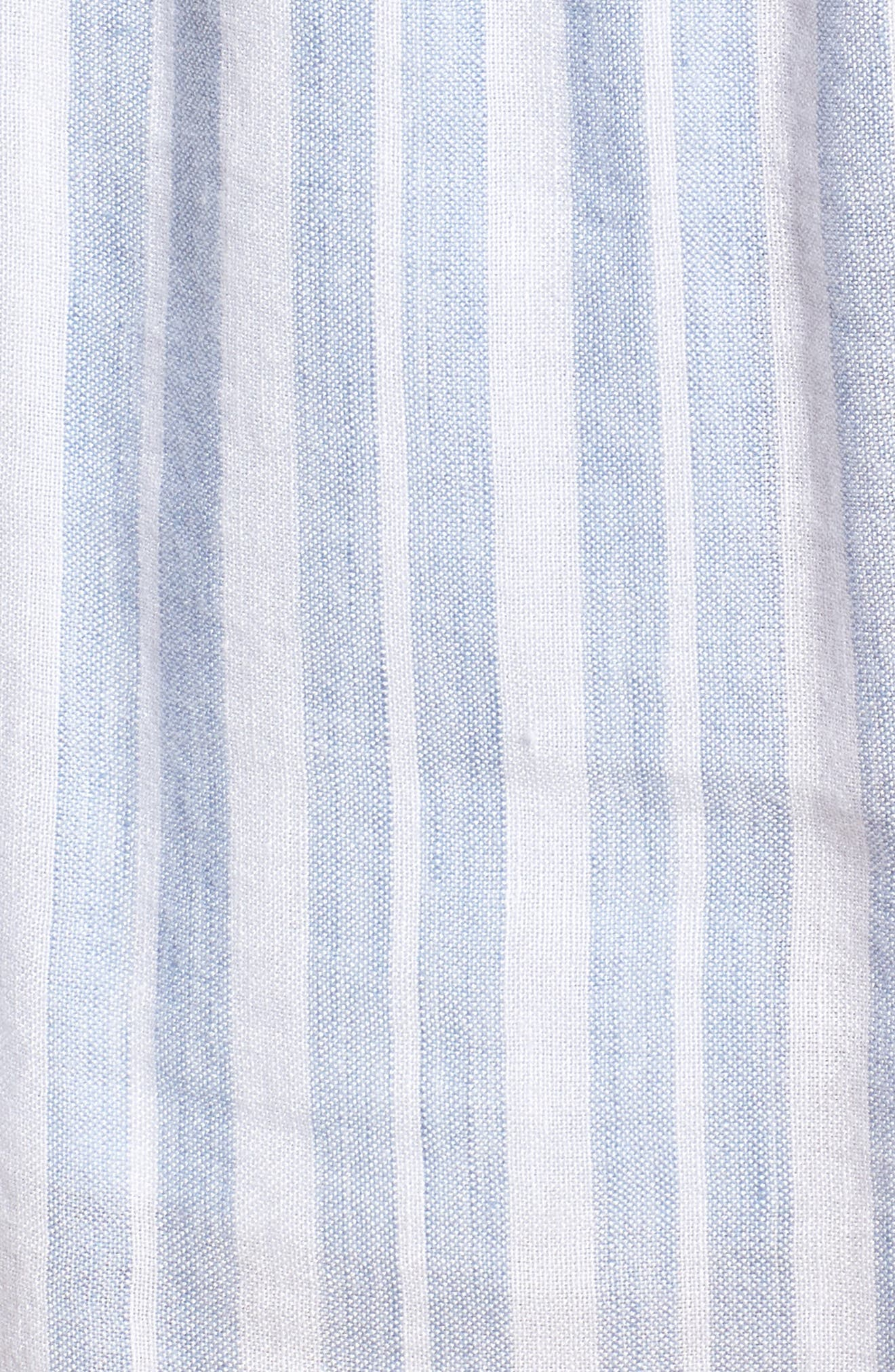 Brea Shorts,                             Alternate thumbnail 5, color,                             HOLLAND STRIPE