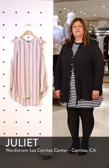 Stripe Tunic, sales video thumbnail