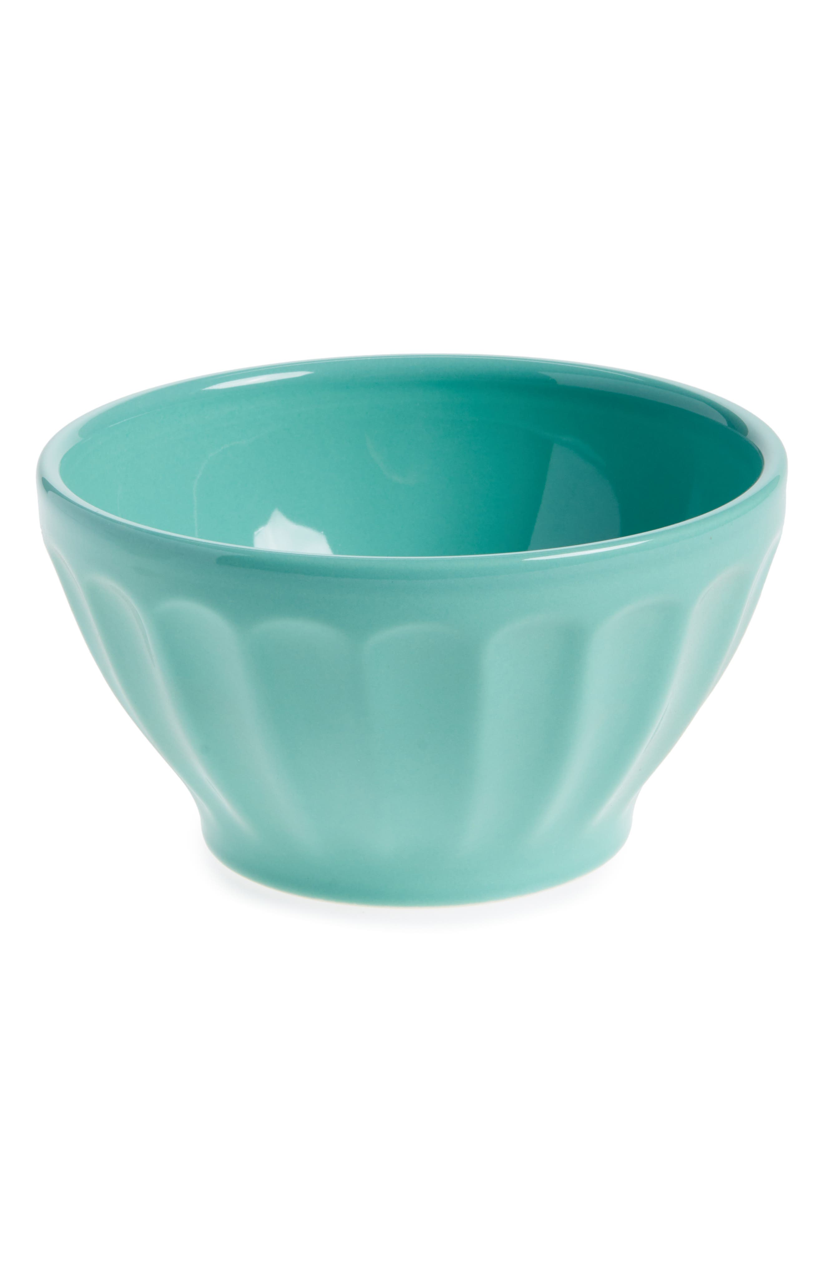 Latte Bowl,                         Main,                         color, SEAFOAM