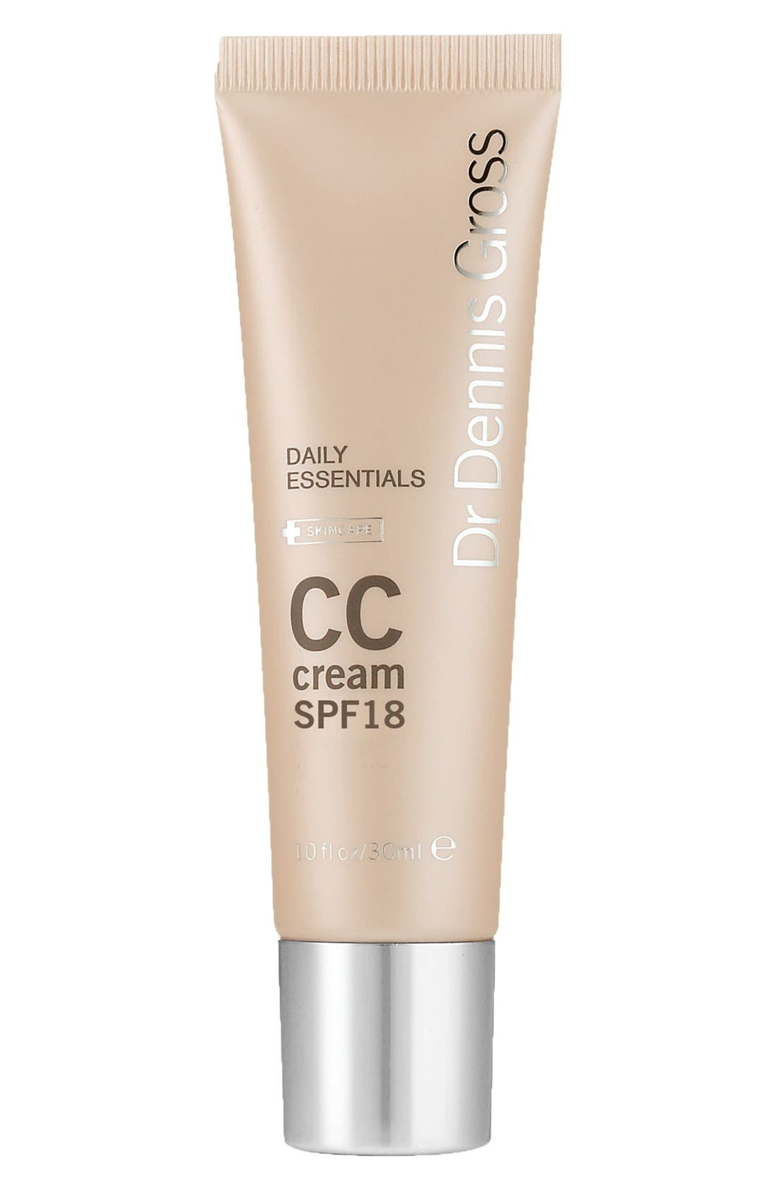 CC Cream with SPF, Main, color, 250