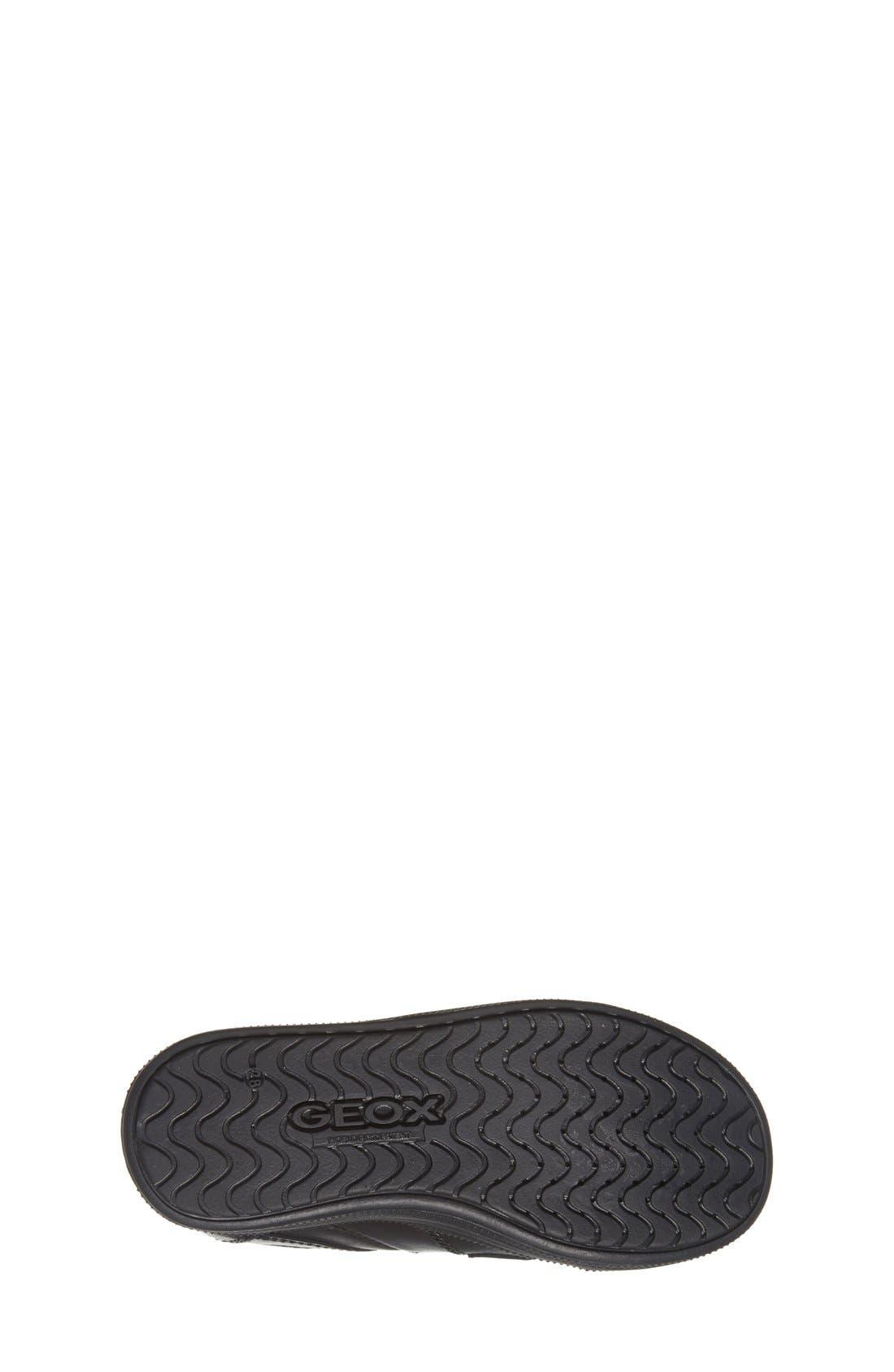 GEOX,                             Elvis 25 Sneaker,                             Alternate thumbnail 2, color,                             BLACK
