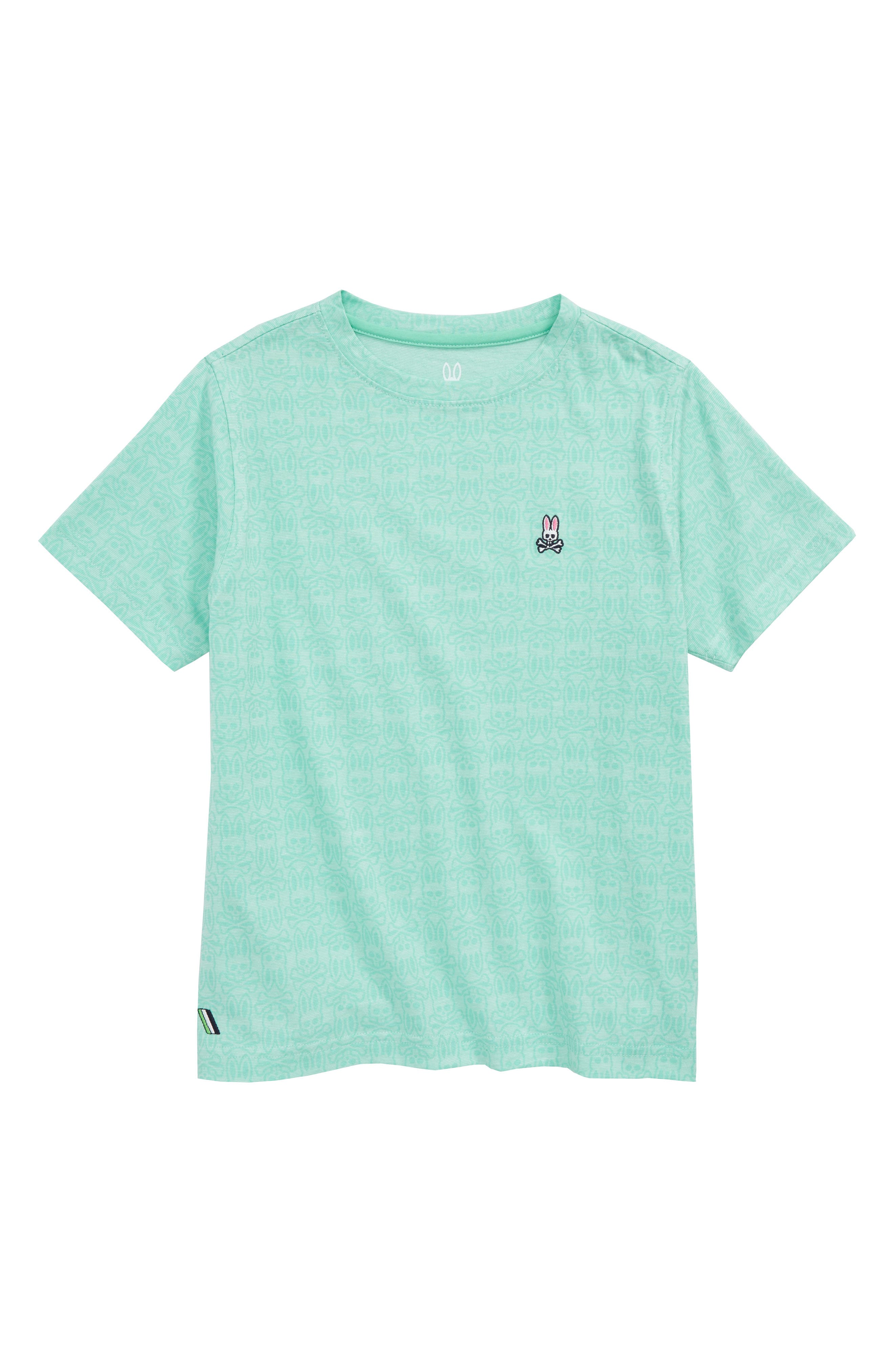 PSYCHO BUNNY Fareham T-Shirt, Main, color, 300