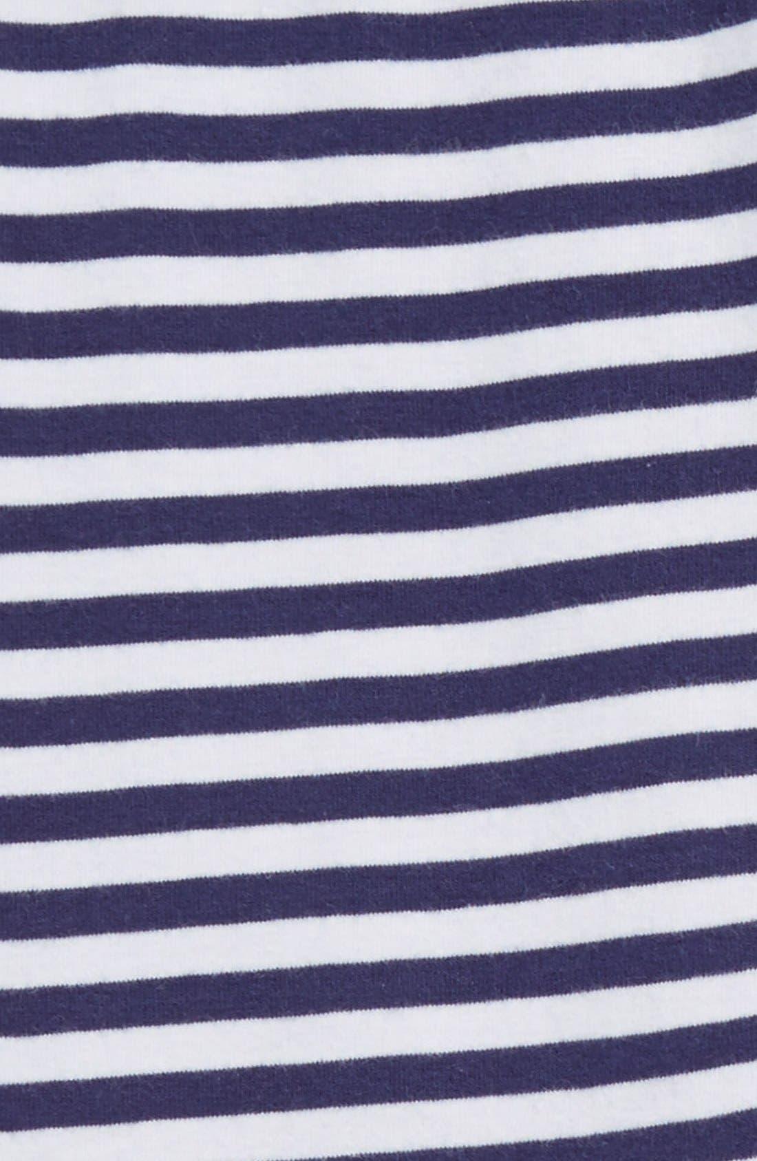 'Core' Striped Leggings,                             Alternate thumbnail 20, color,