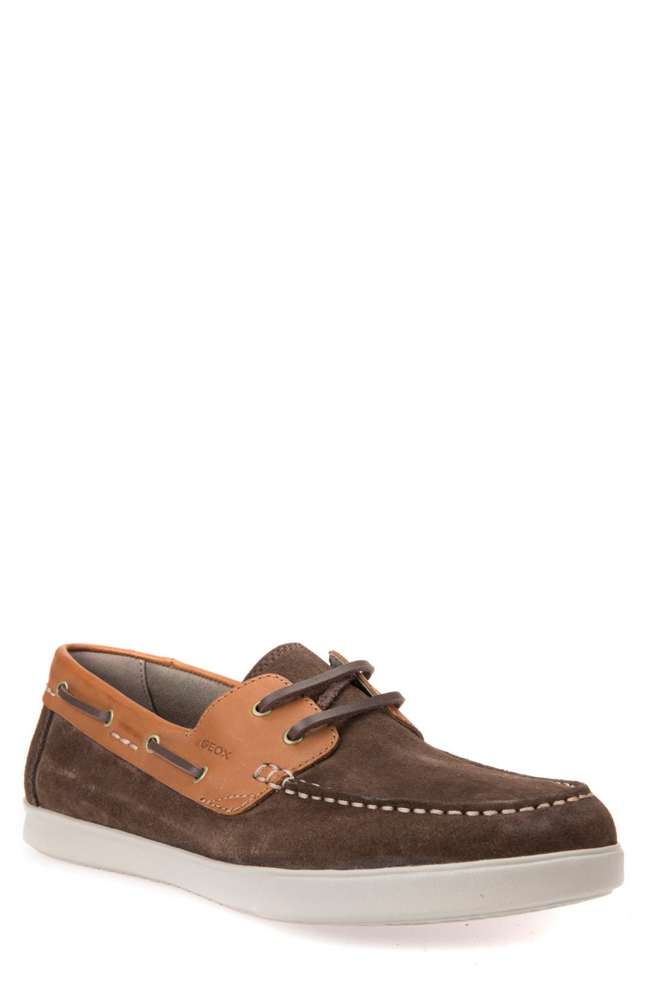 Walee 2 Boat Shoe,                             Main thumbnail 1, color,                             200