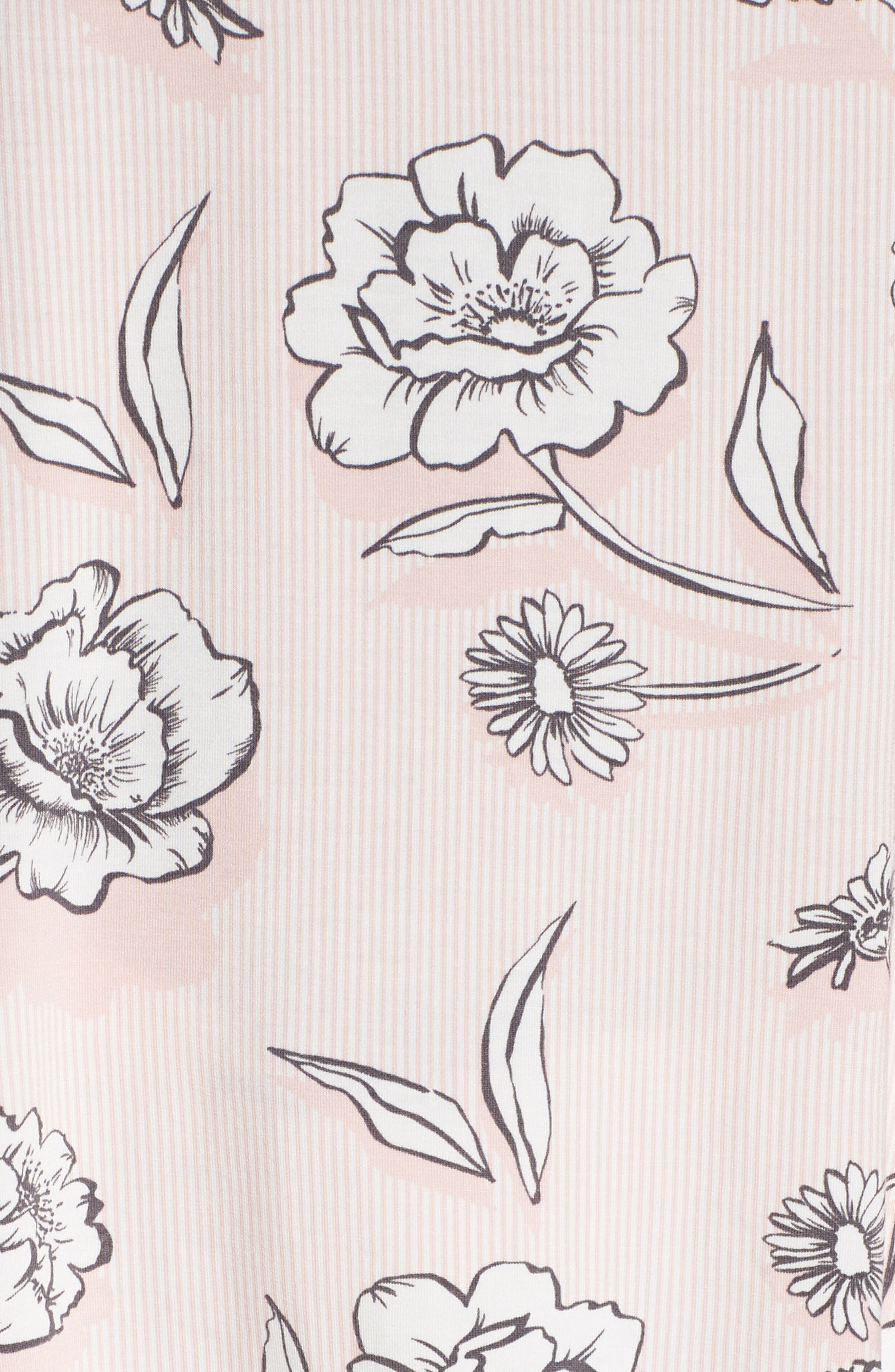 Shadow Floral Camisole,                             Alternate thumbnail 5, color,                             BLUSH