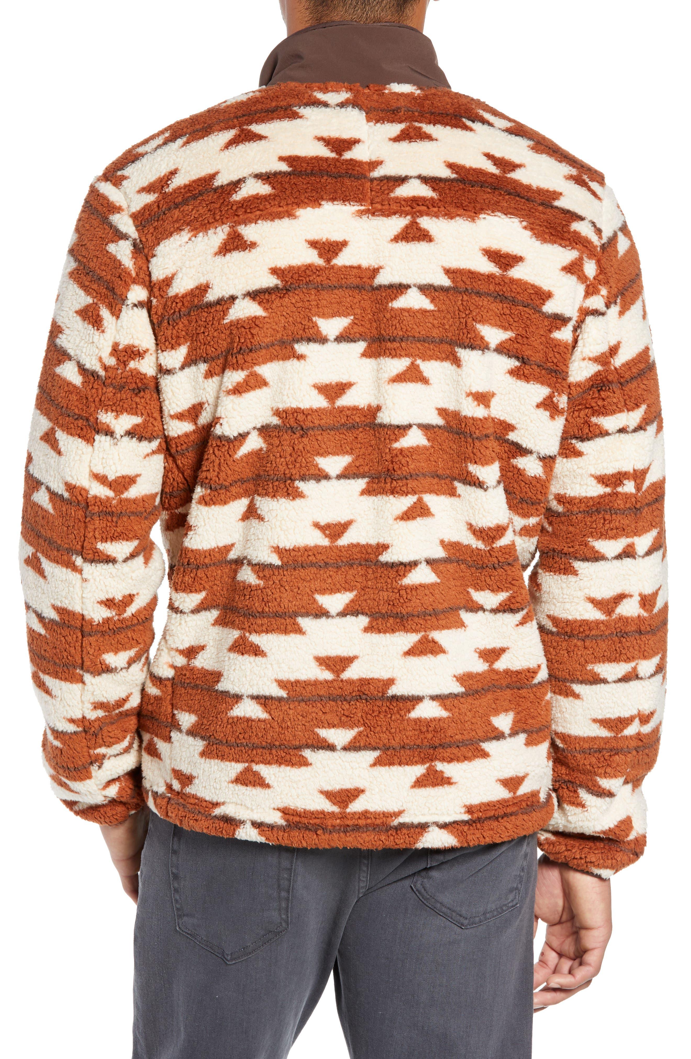 Campshire Zip Fleece Jacket,                             Alternate thumbnail 15, color,