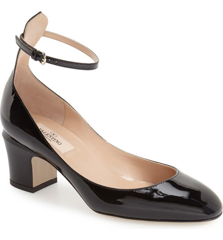 3978c0193ec VALENTINO GARAVANI  Tango  Ankle Strap Pump (Women)