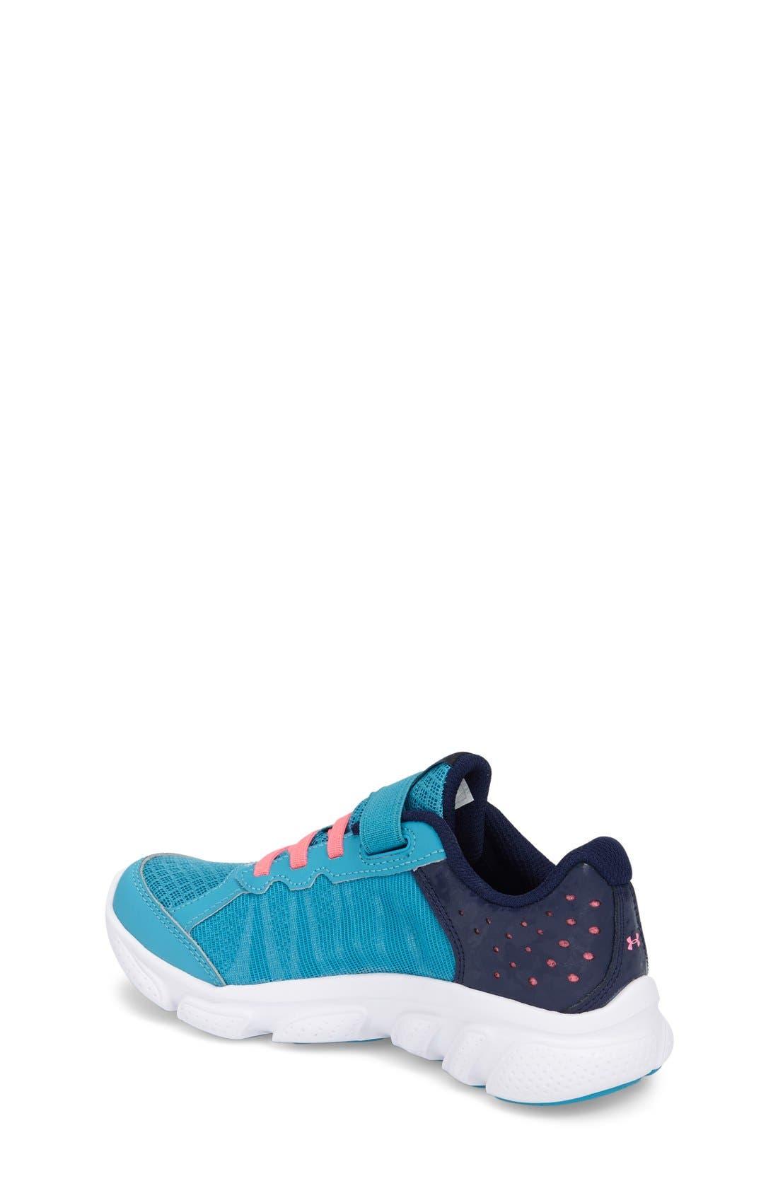 Micro G<sup>®</sup> Assert VI Running Shoe,                             Alternate thumbnail 2, color,                             400