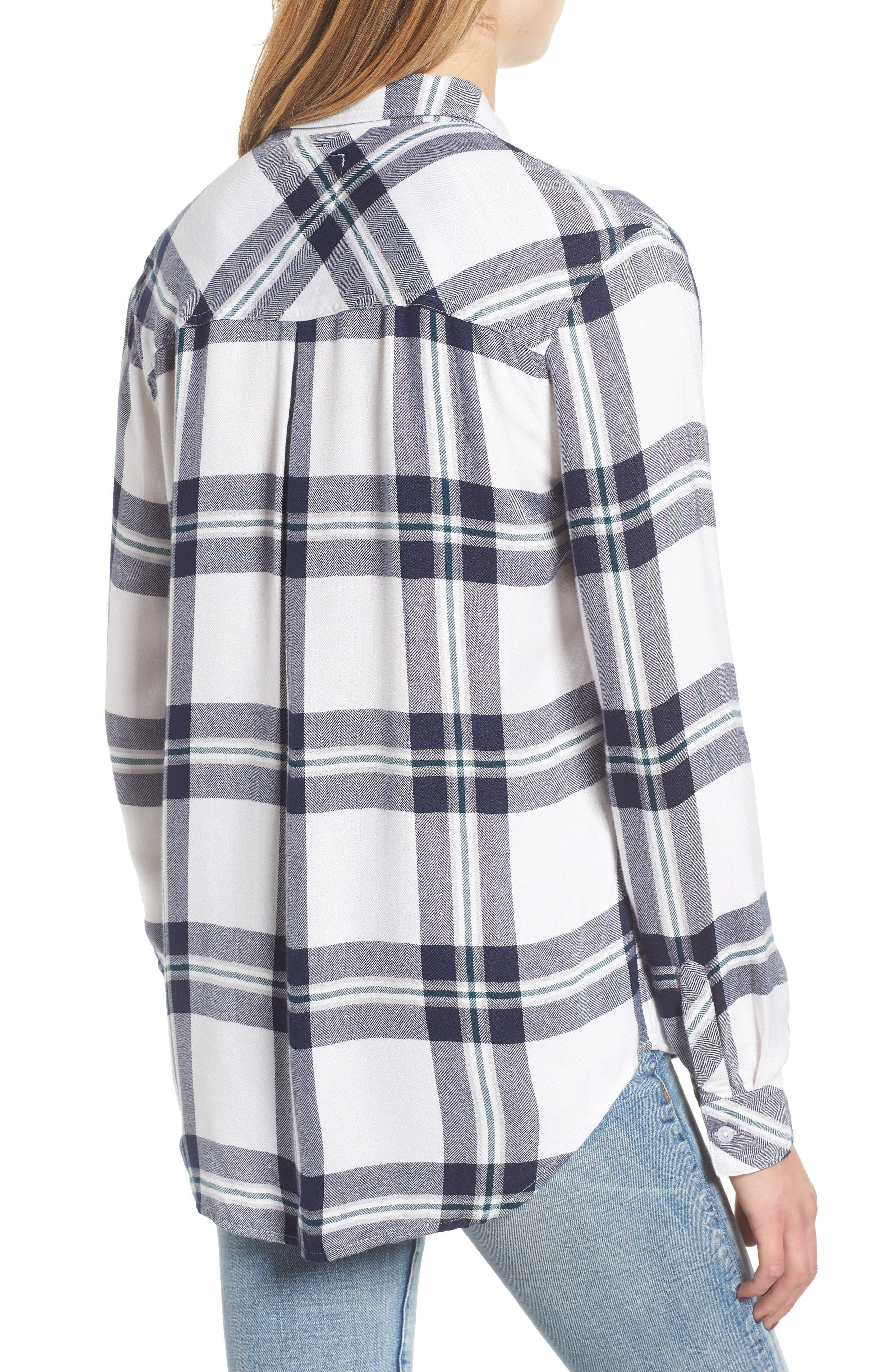 Hunter Plaid Shirt,                             Alternate thumbnail 143, color,