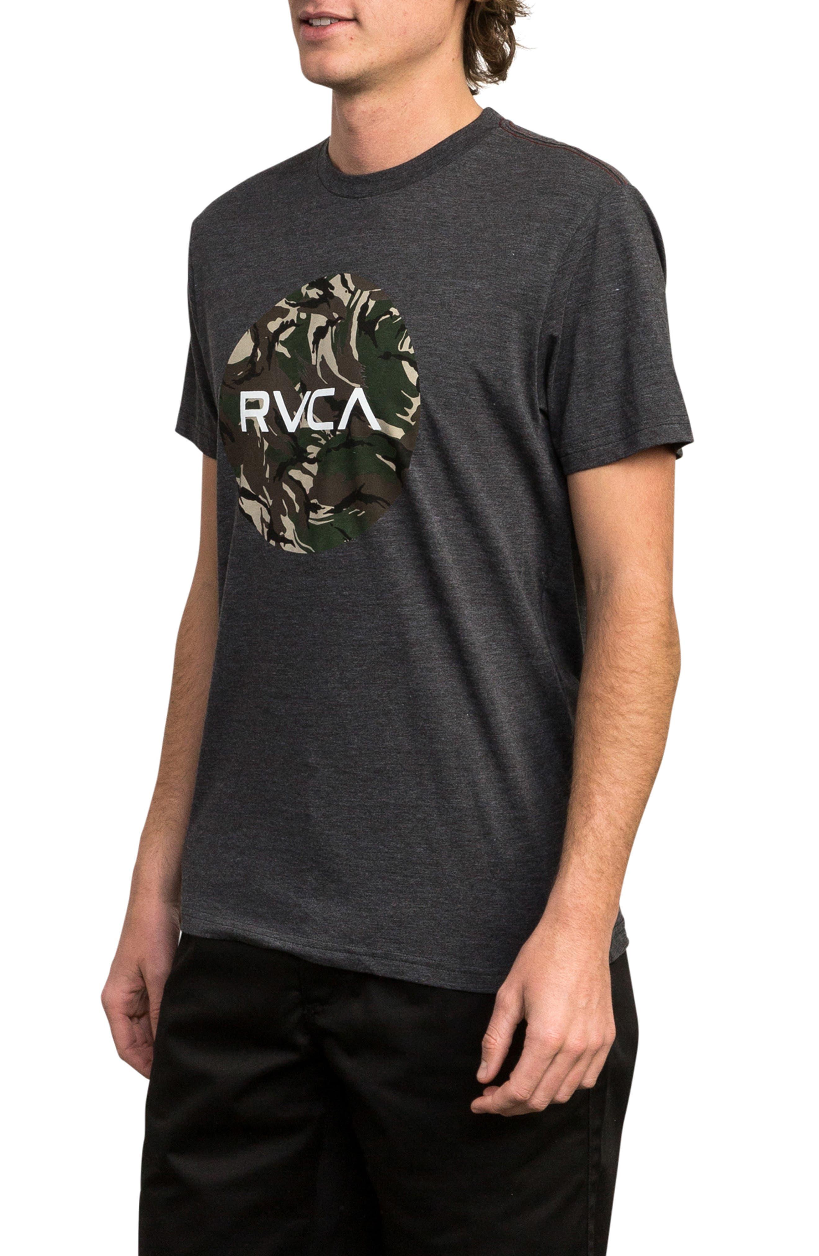 Motors Fill Graphic T-Shirt,                             Alternate thumbnail 3, color,                             BLACK