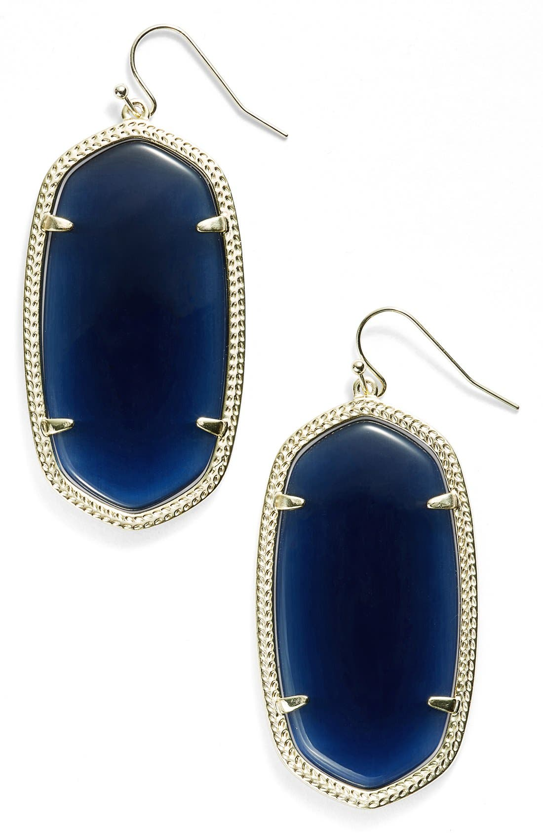 Danielle - Large Oval Statement Earrings,                             Main thumbnail 64, color,