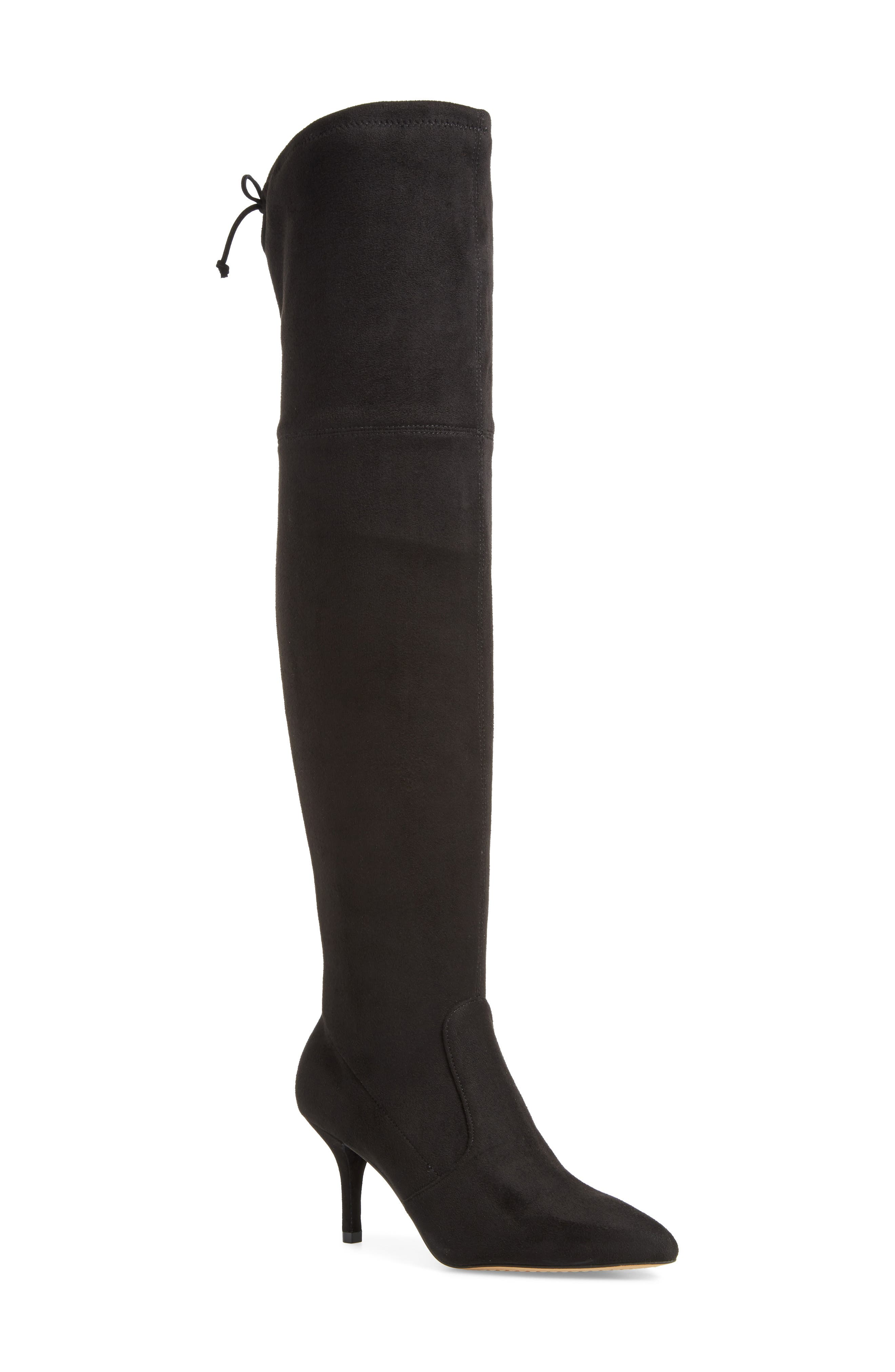VINCE CAMUTO Ashlina Over the Knee Boot, Main, color, 001
