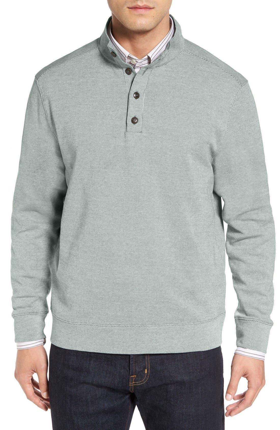 'Quinalt' Mock Neck Pullover,                         Main,                         color, 355