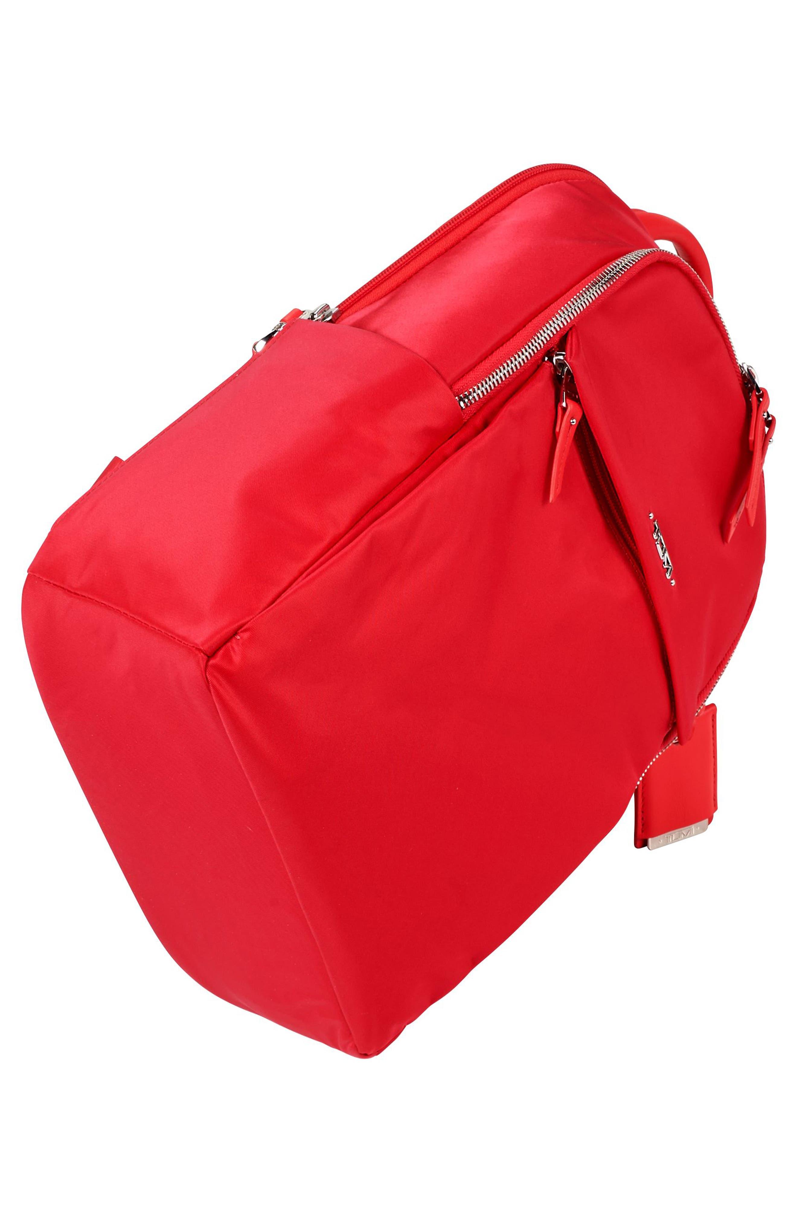 Voyageur - Small Daniella Nylon Backpack,                             Alternate thumbnail 5, color,                             650