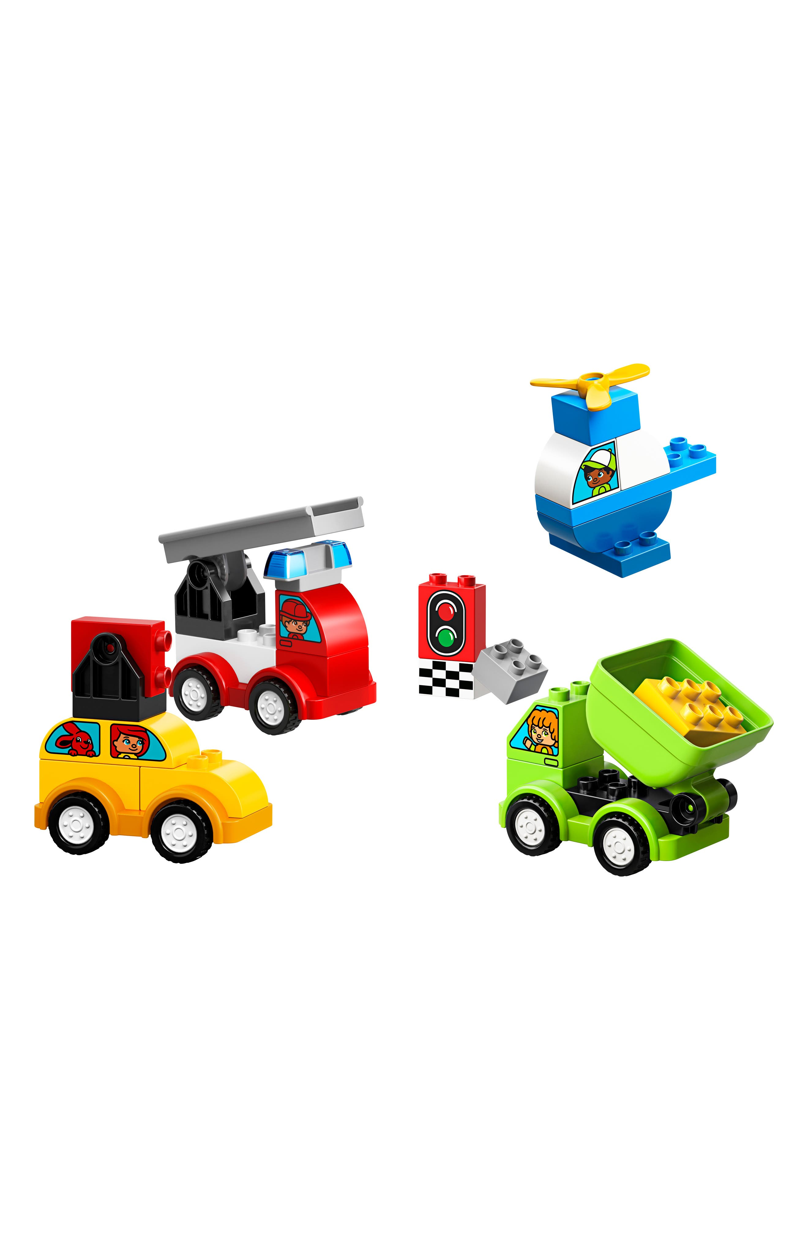 Toddler Boys Lego Duplo My First Car Creations  10886