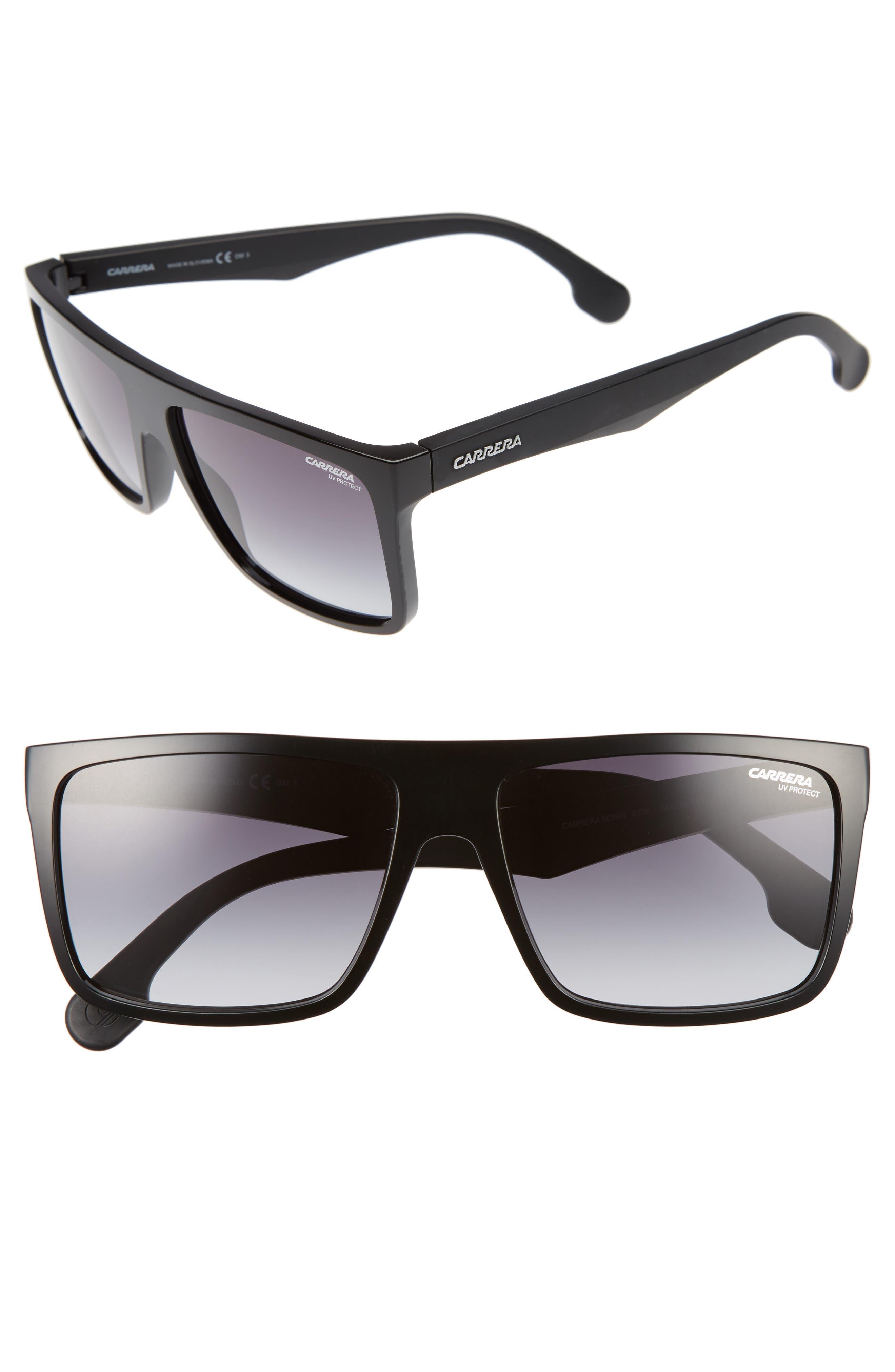 58mm Sunglasses,                             Main thumbnail 1, color,