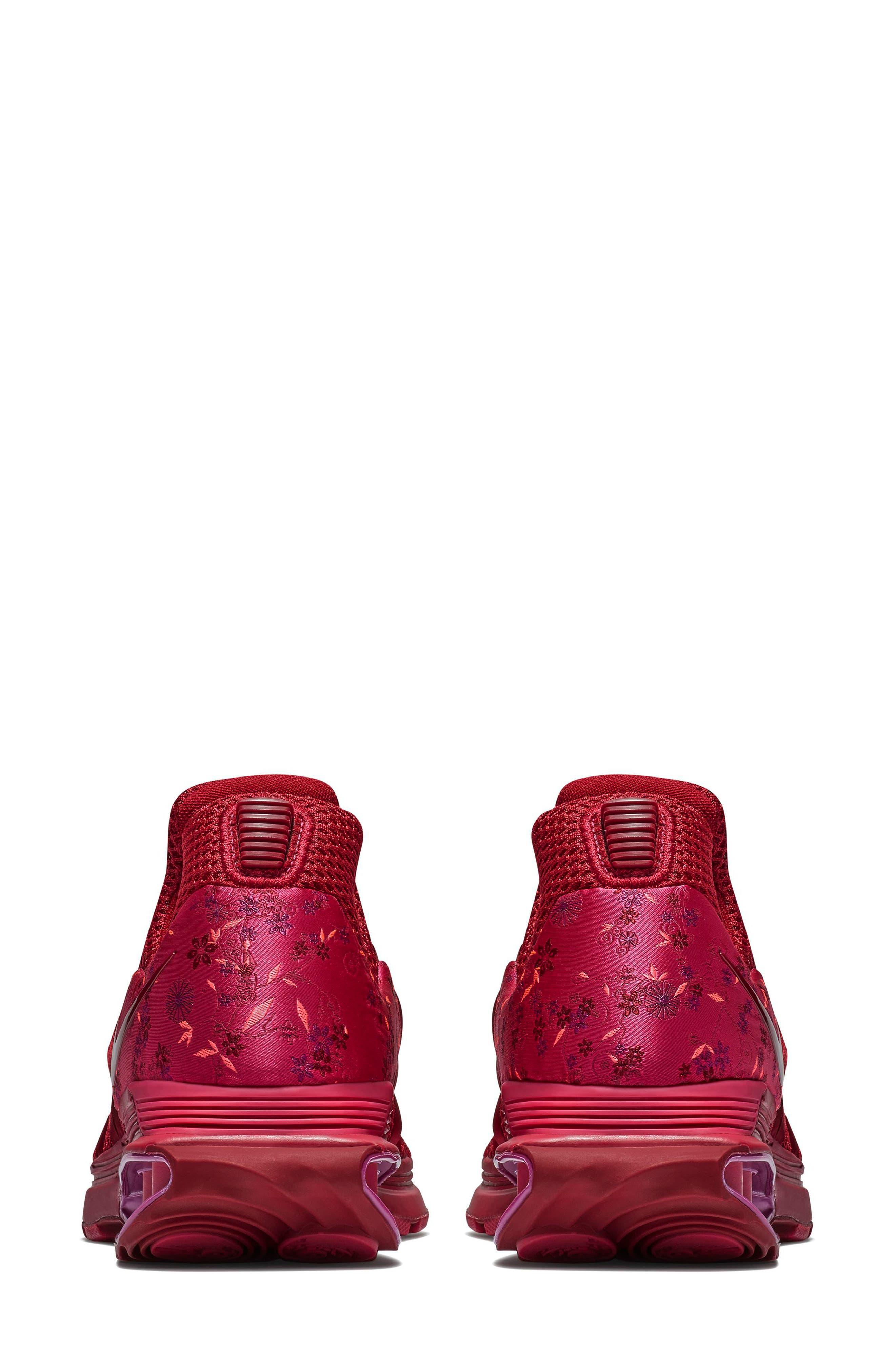 Shox Gravity Sneaker,                             Alternate thumbnail 5, color,