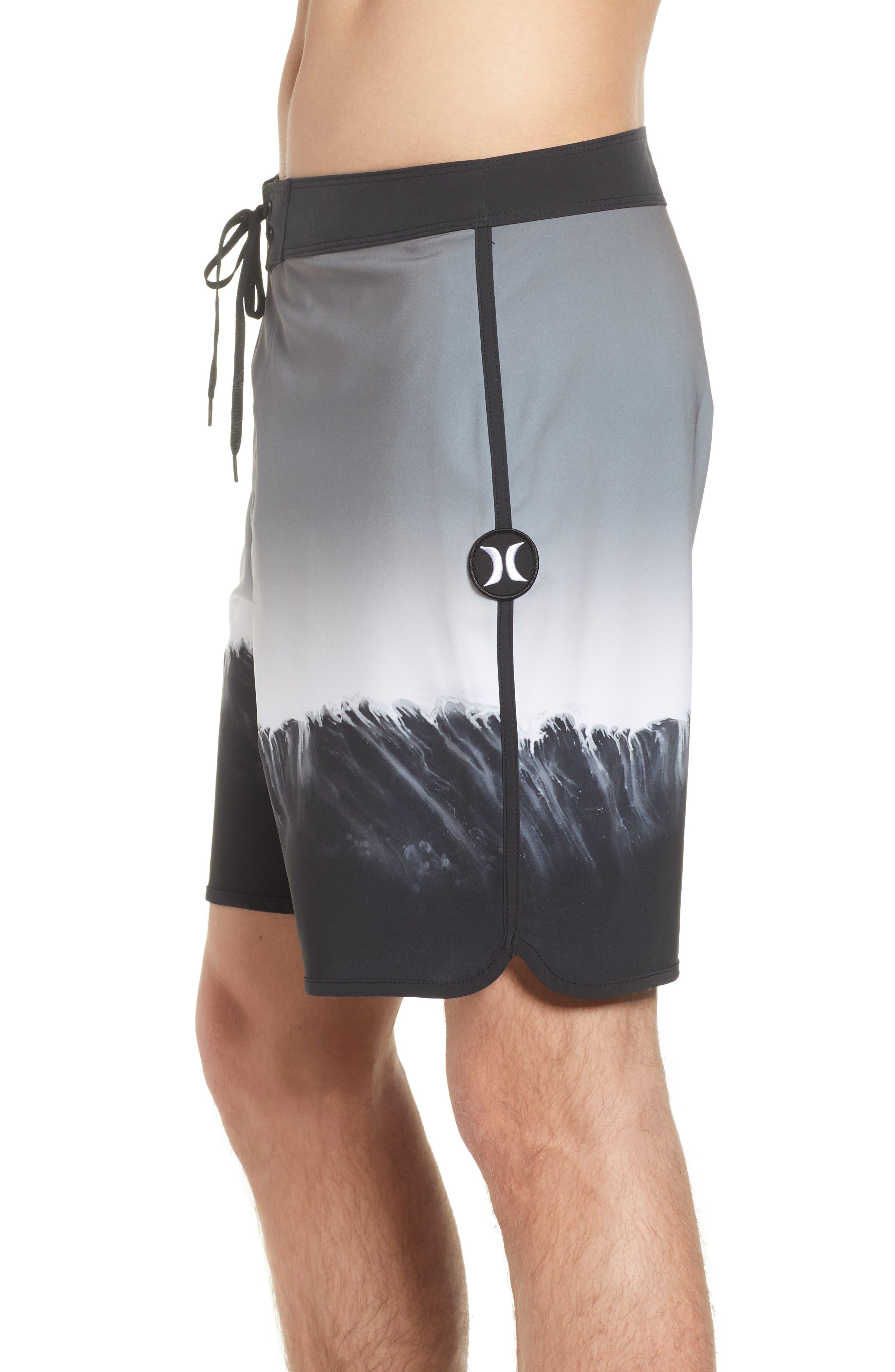 Phantom Estuary Board Shorts,                             Alternate thumbnail 3, color,                             010