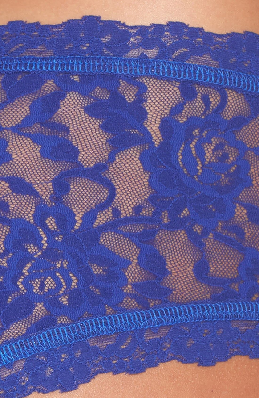 'Signature Lace' Boyshorts,                             Alternate thumbnail 391, color,