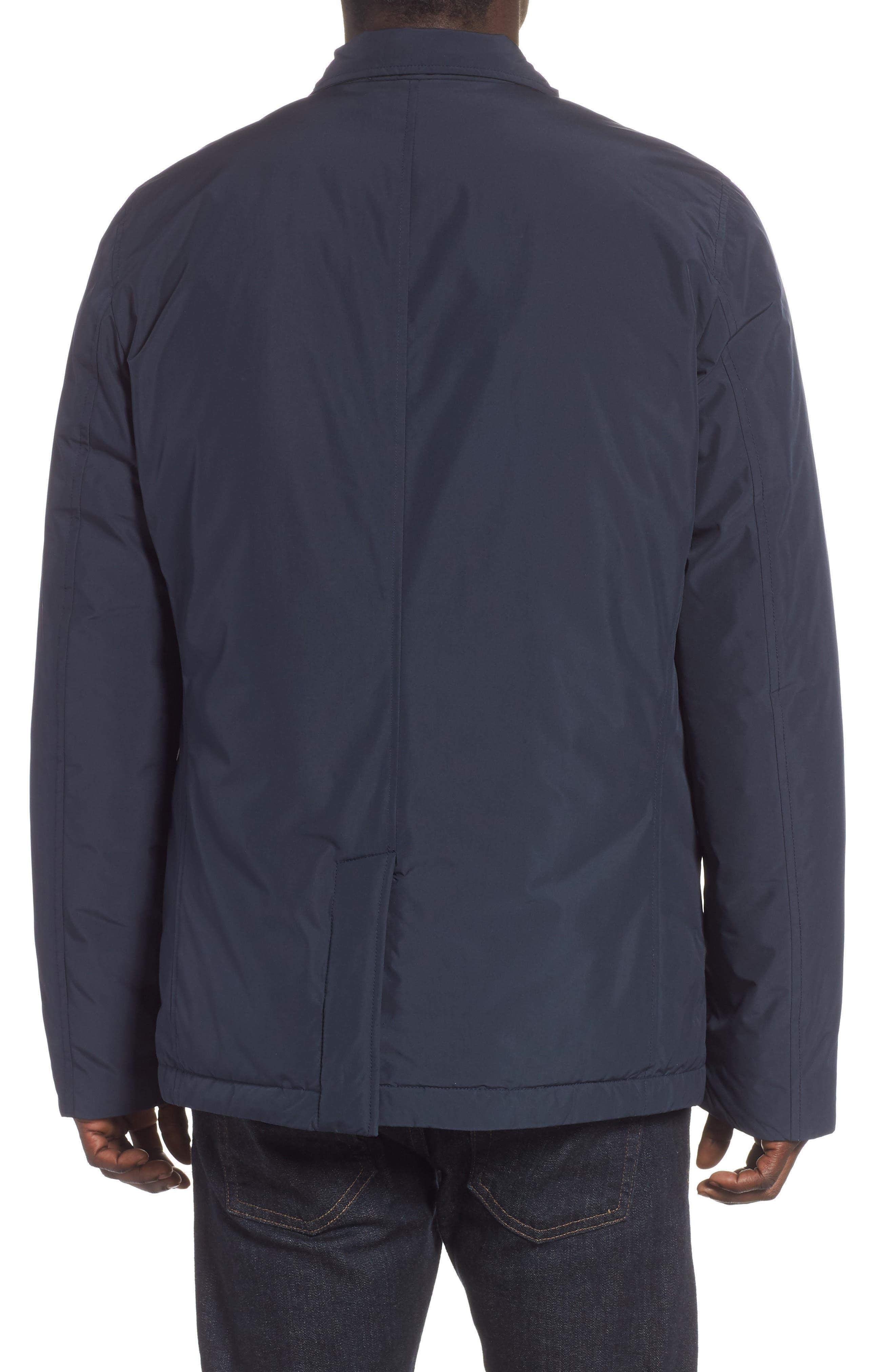 City Down Jacket,                             Alternate thumbnail 2, color,                             MELTON BLUE