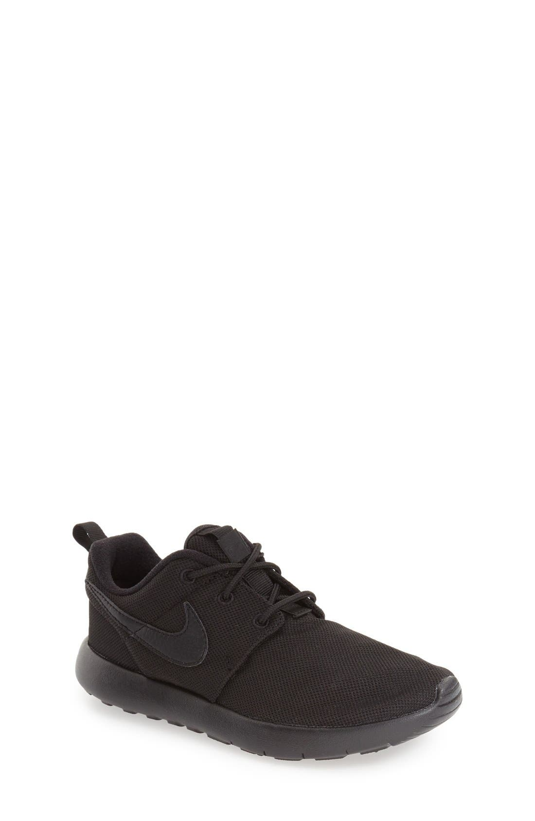 Roshe Run Sneaker,                             Main thumbnail 2, color,