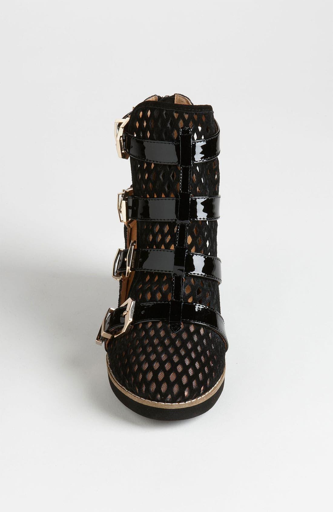 'Hipster' Sneaker,                             Alternate thumbnail 4, color,                             001