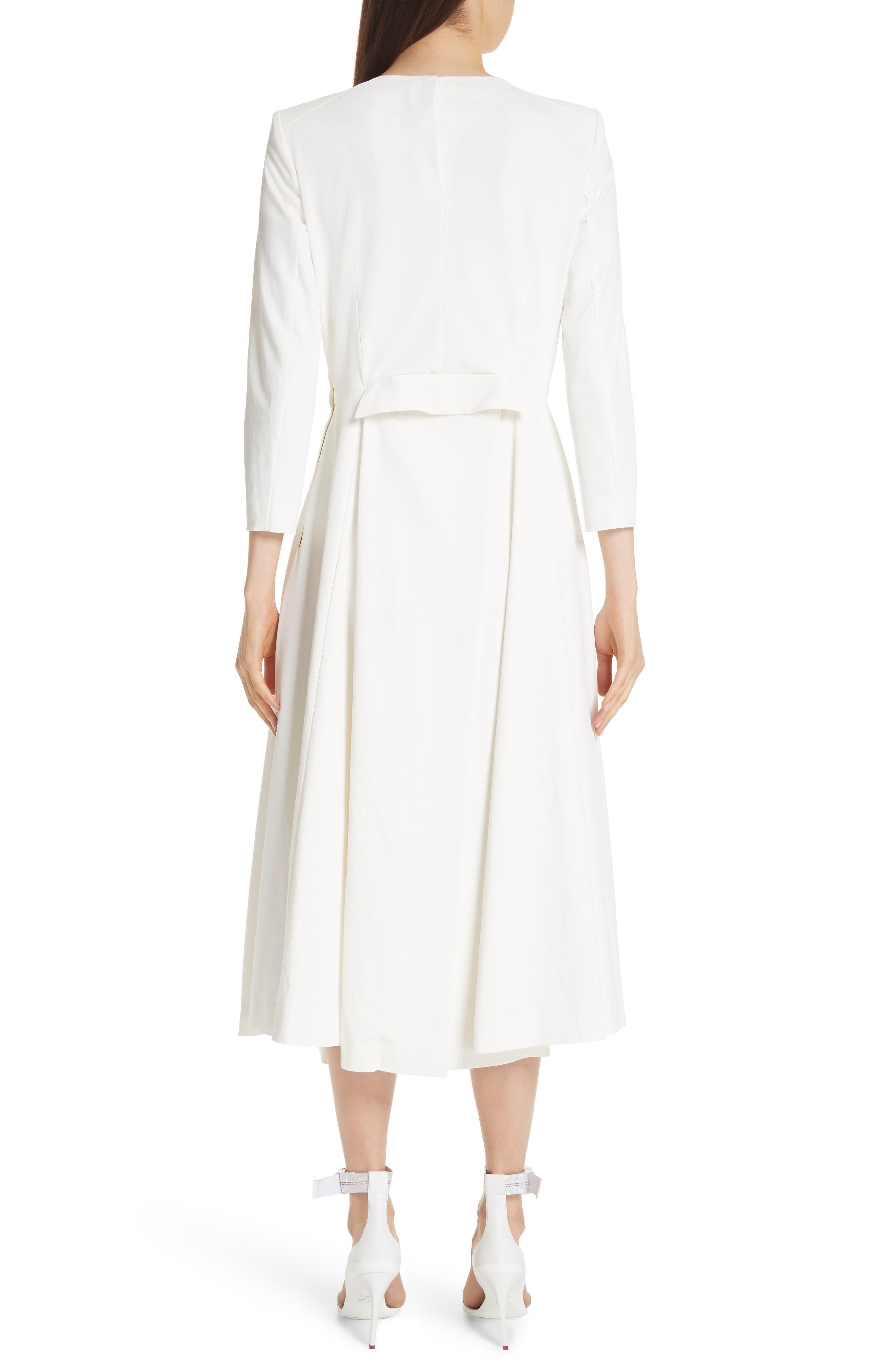 TOGA,                             Beaded Keyhole Dress,                             Alternate thumbnail 2, color,                             100