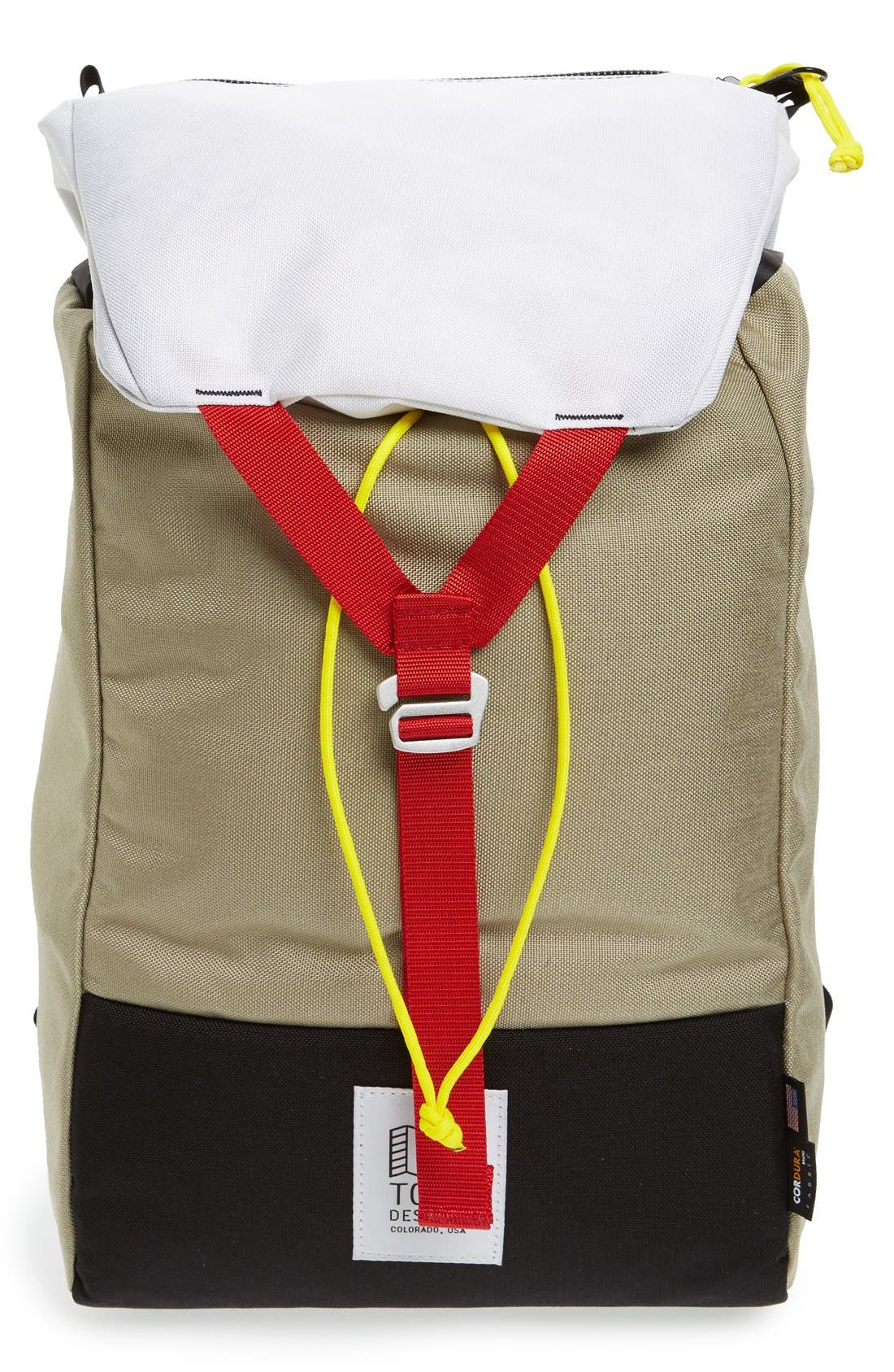 TOPO DESIGNS,                             'Y-Pack' Backpack,                             Main thumbnail 1, color,                             031
