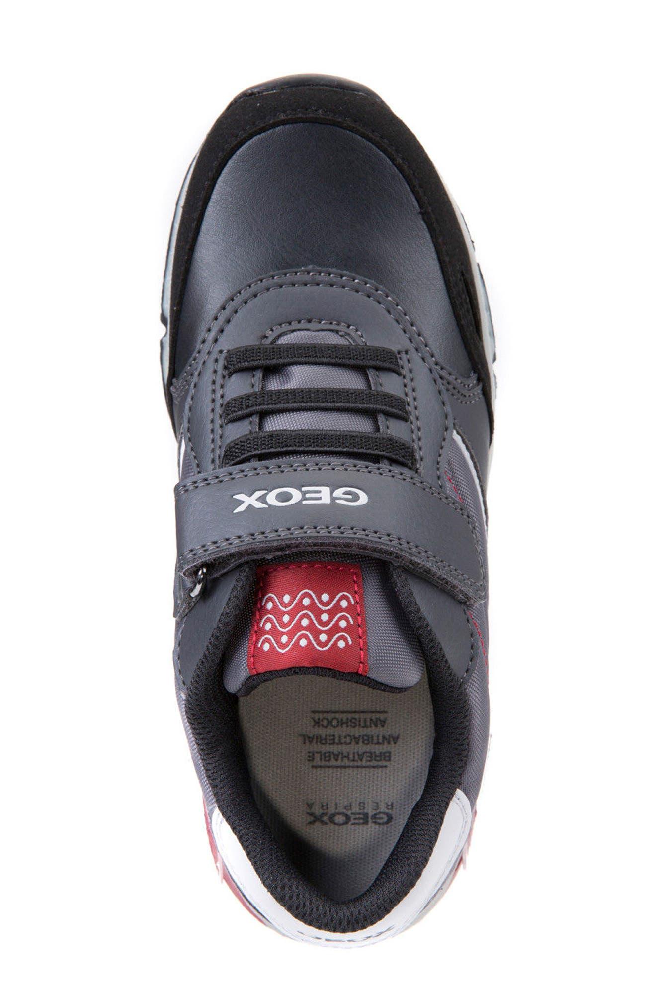 Jr Bernie Sneaker,                             Alternate thumbnail 5, color,                             074