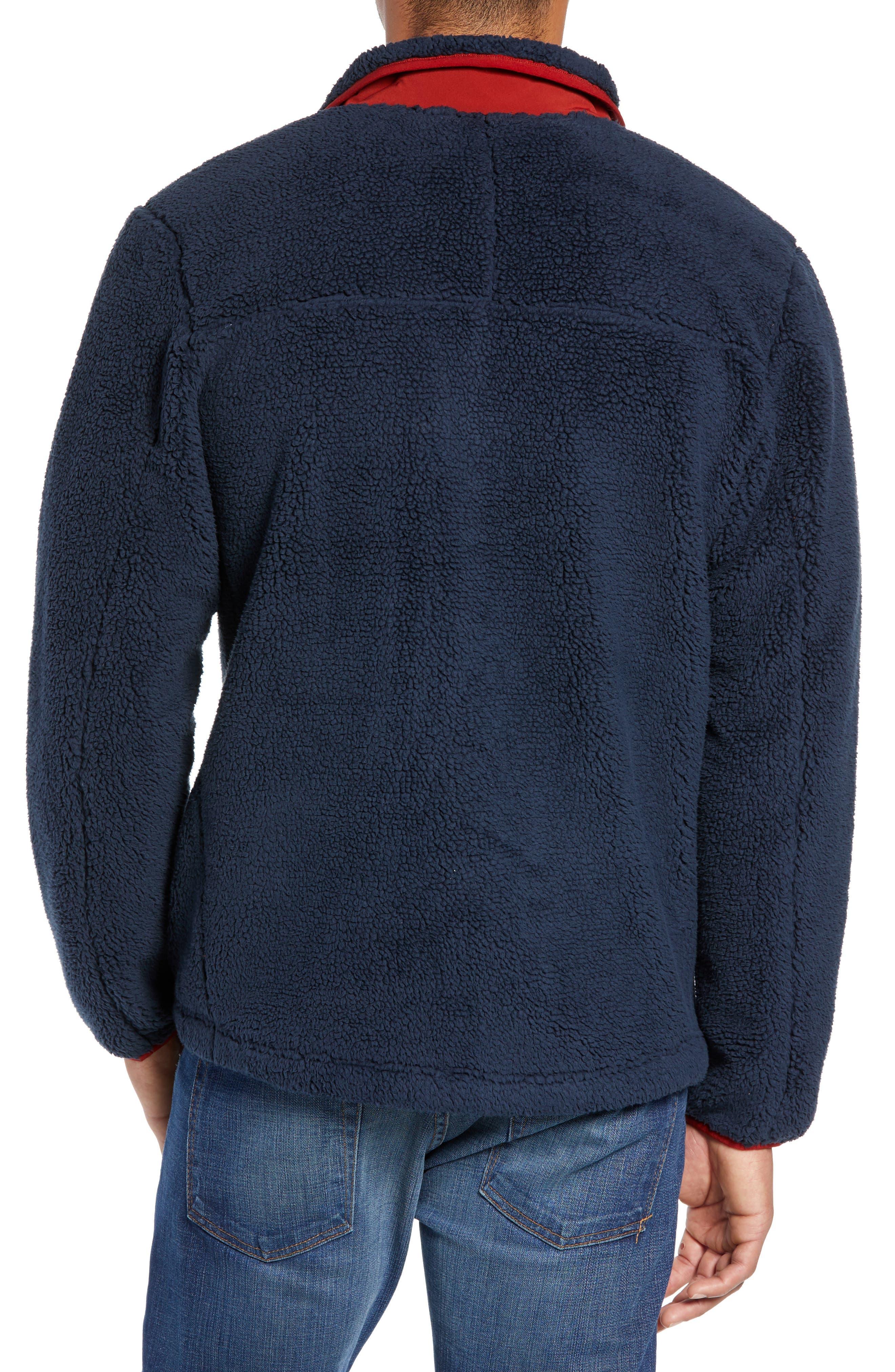 Campshire Zip Fleece Jacket,                             Alternate thumbnail 20, color,