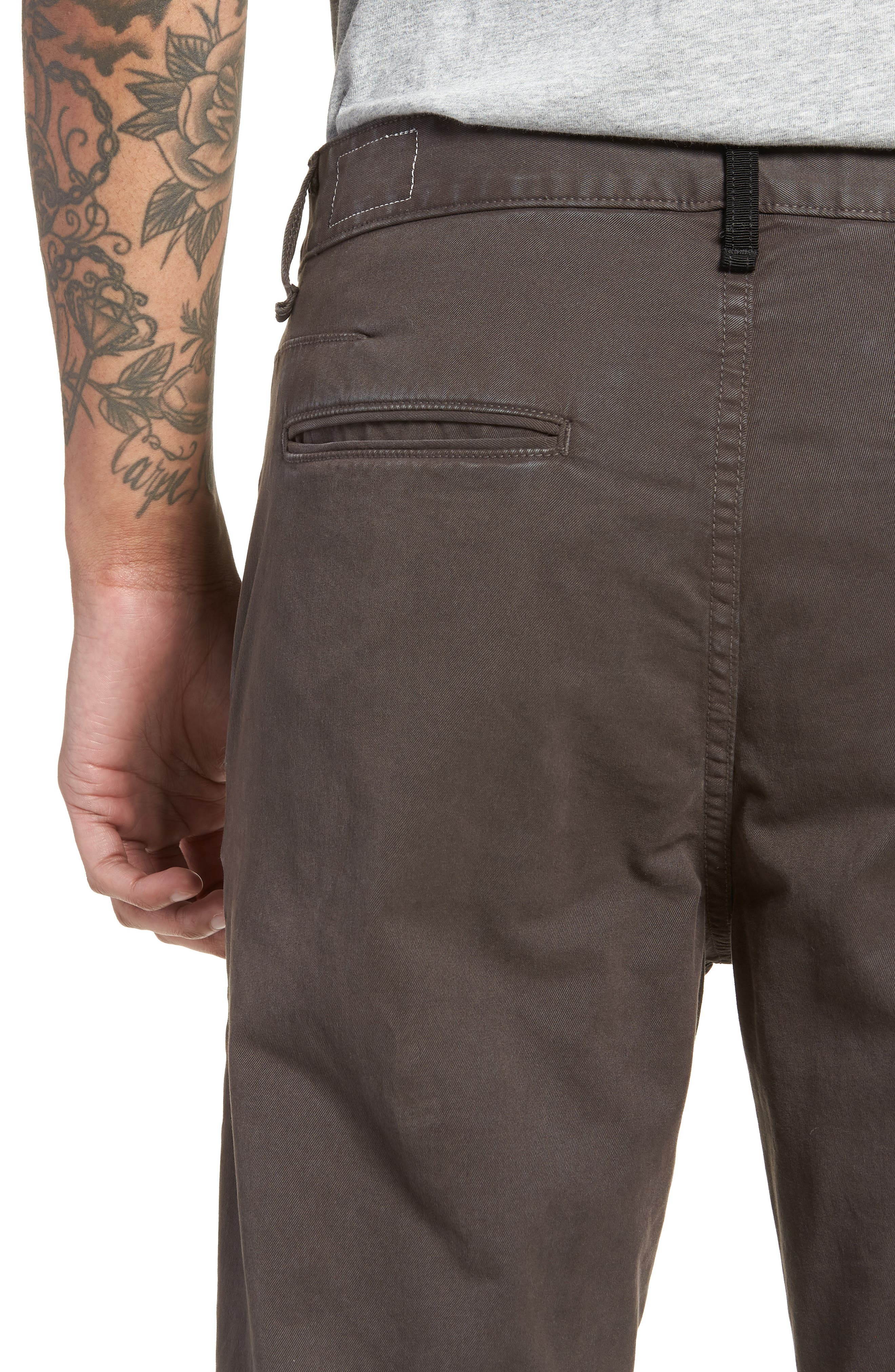 Fit 2 Chinos,                             Alternate thumbnail 4, color,                             GREY