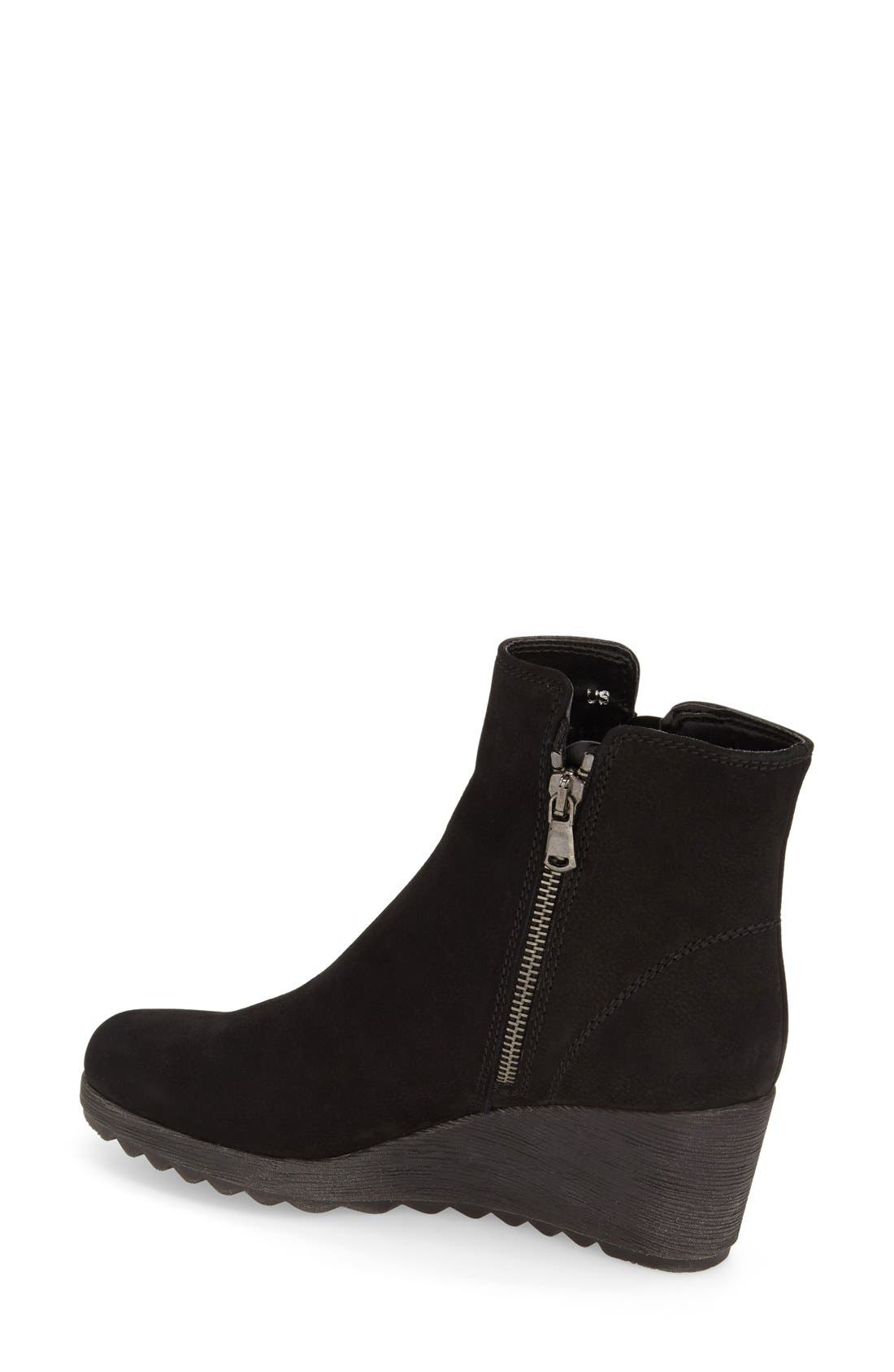 THE FLEXX,                             'Pic a Winner' Wedge Bootie,                             Alternate thumbnail 2, color,                             013