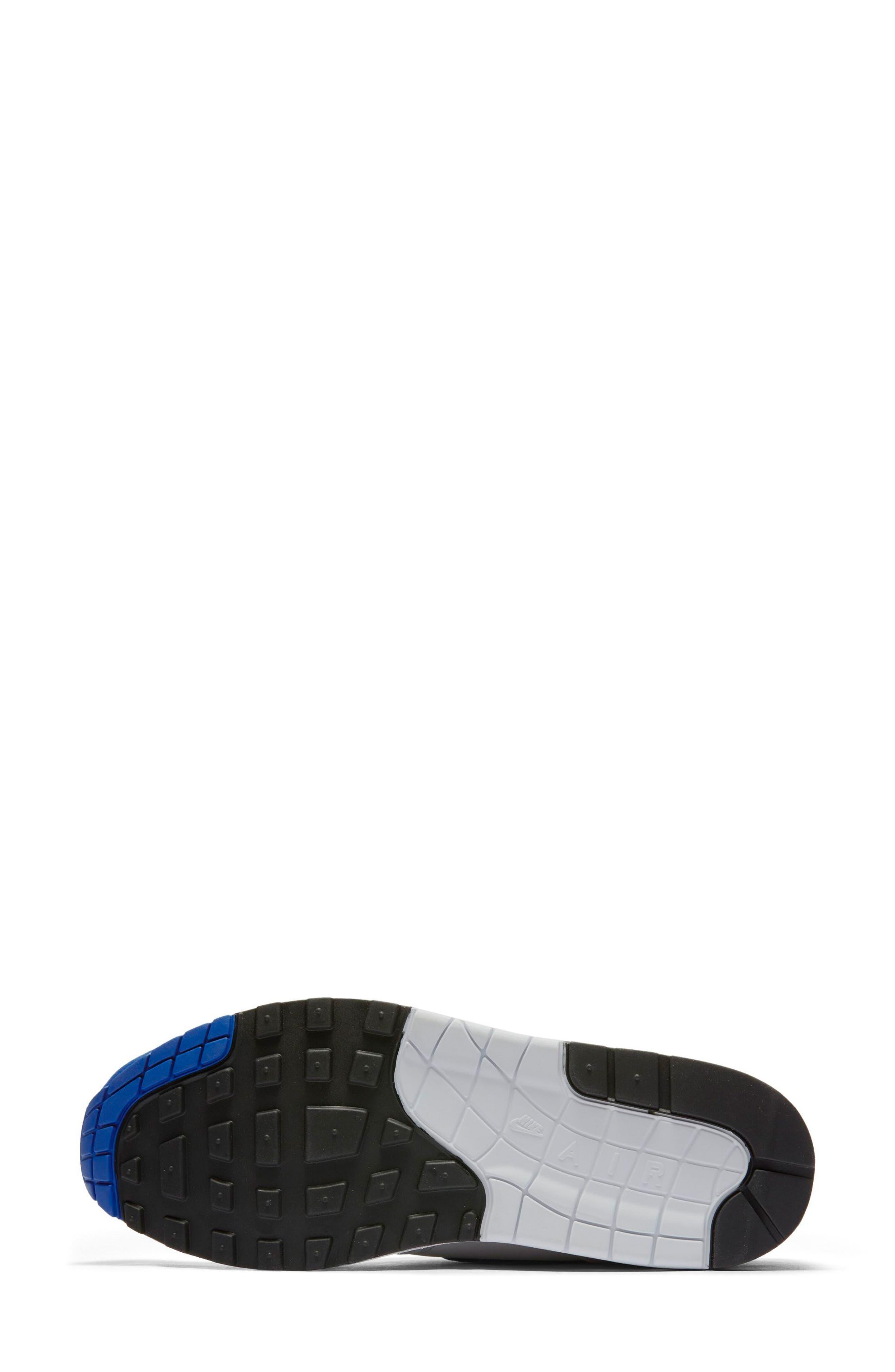 Air Max 1 Anniversary Sneaker,                             Alternate thumbnail 5, color,                             100