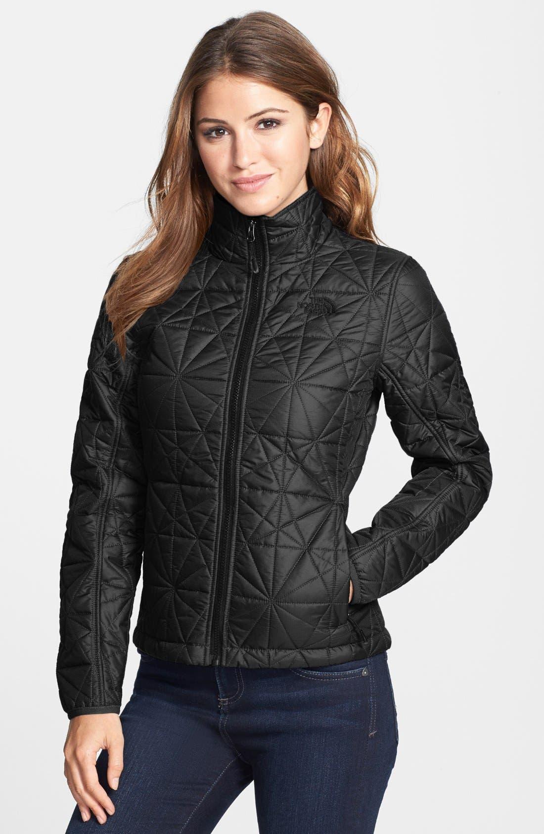 'Tamburello' Jacket, Main, color, 001