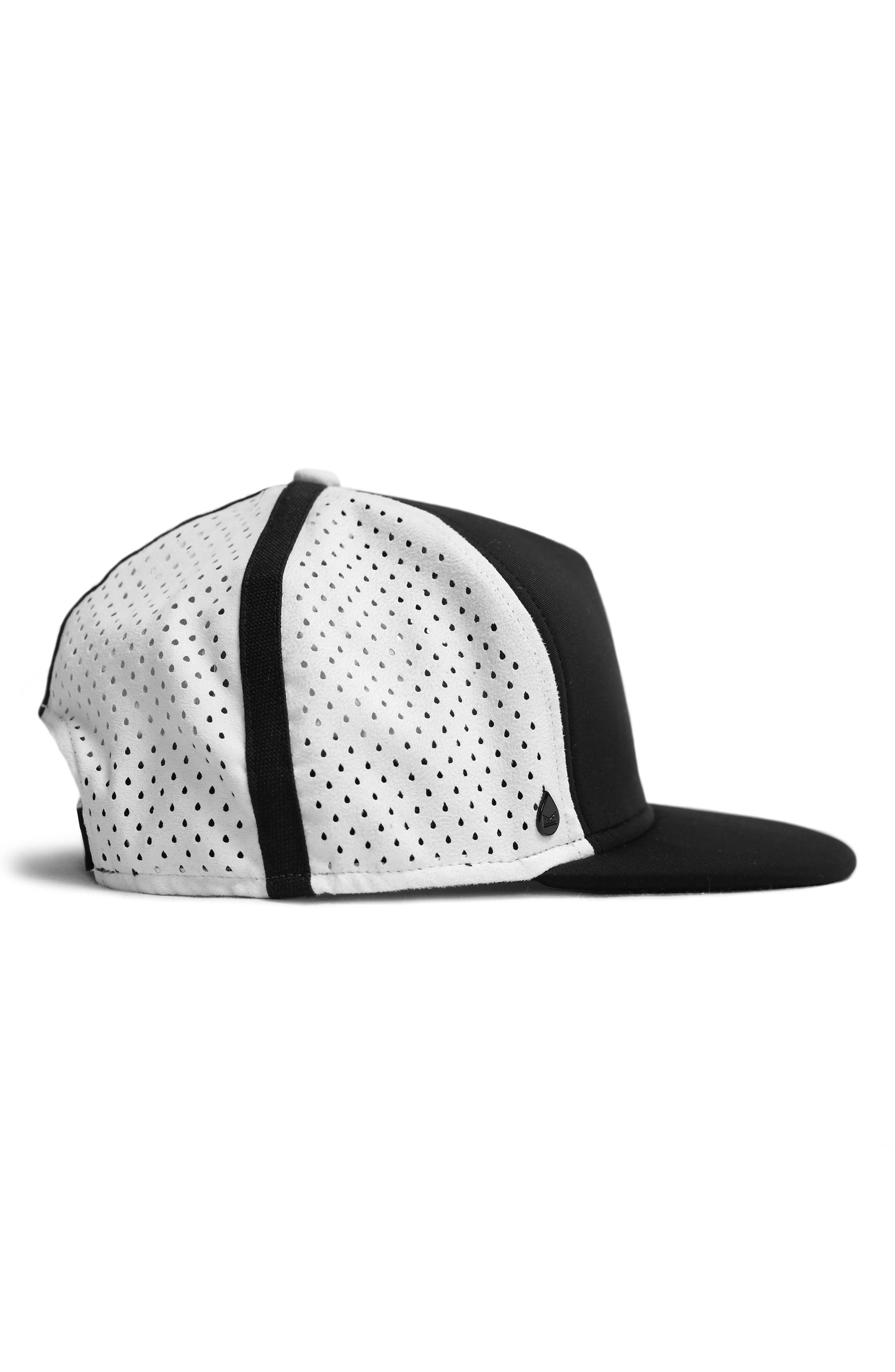 'Amphibian' Split Fit Snapback Baseball Cap,                             Alternate thumbnail 7, color,                             006