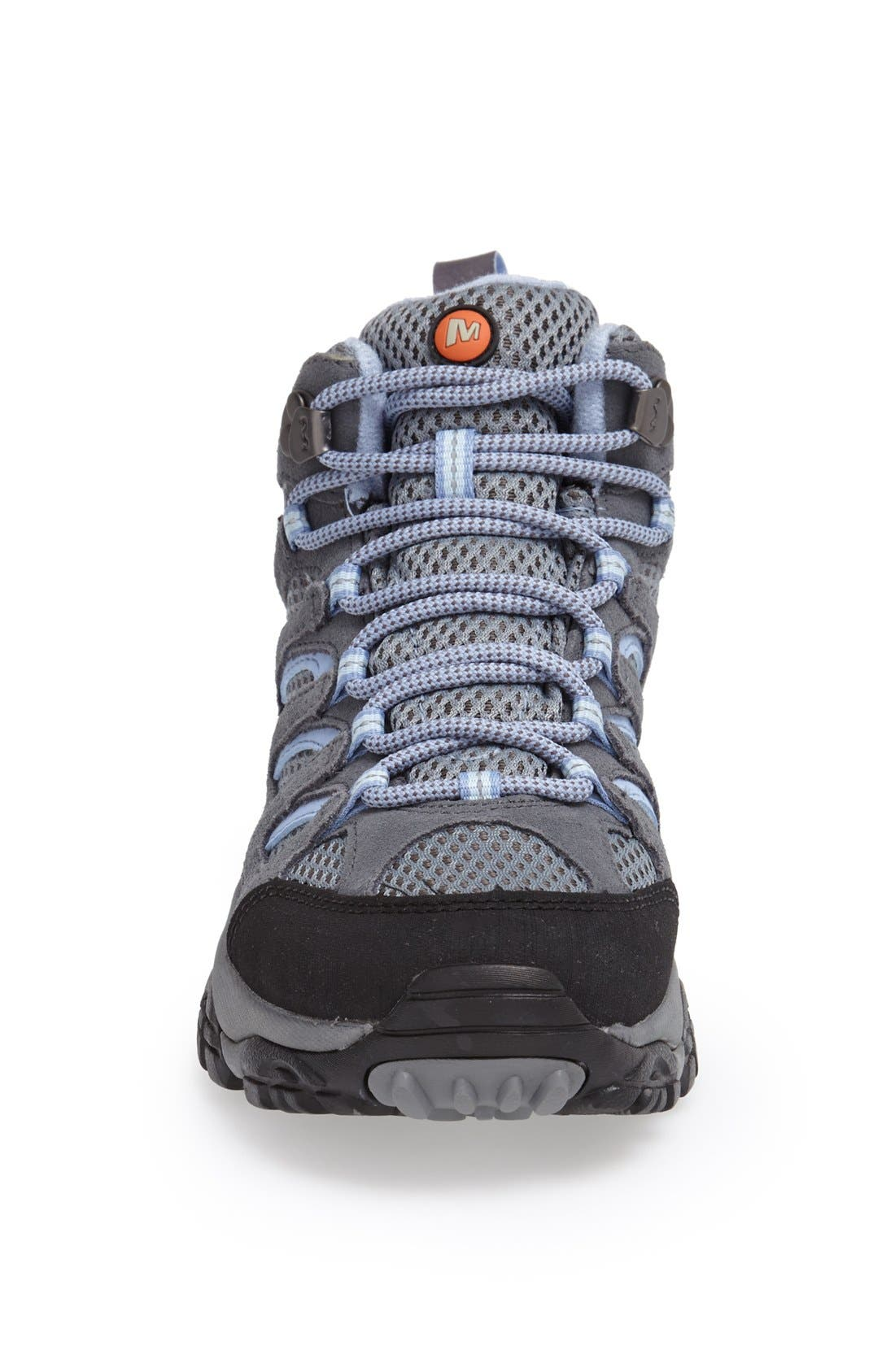'Moab - Mid' Waterproof Hiking Boot,                             Alternate thumbnail 2, color,                             020
