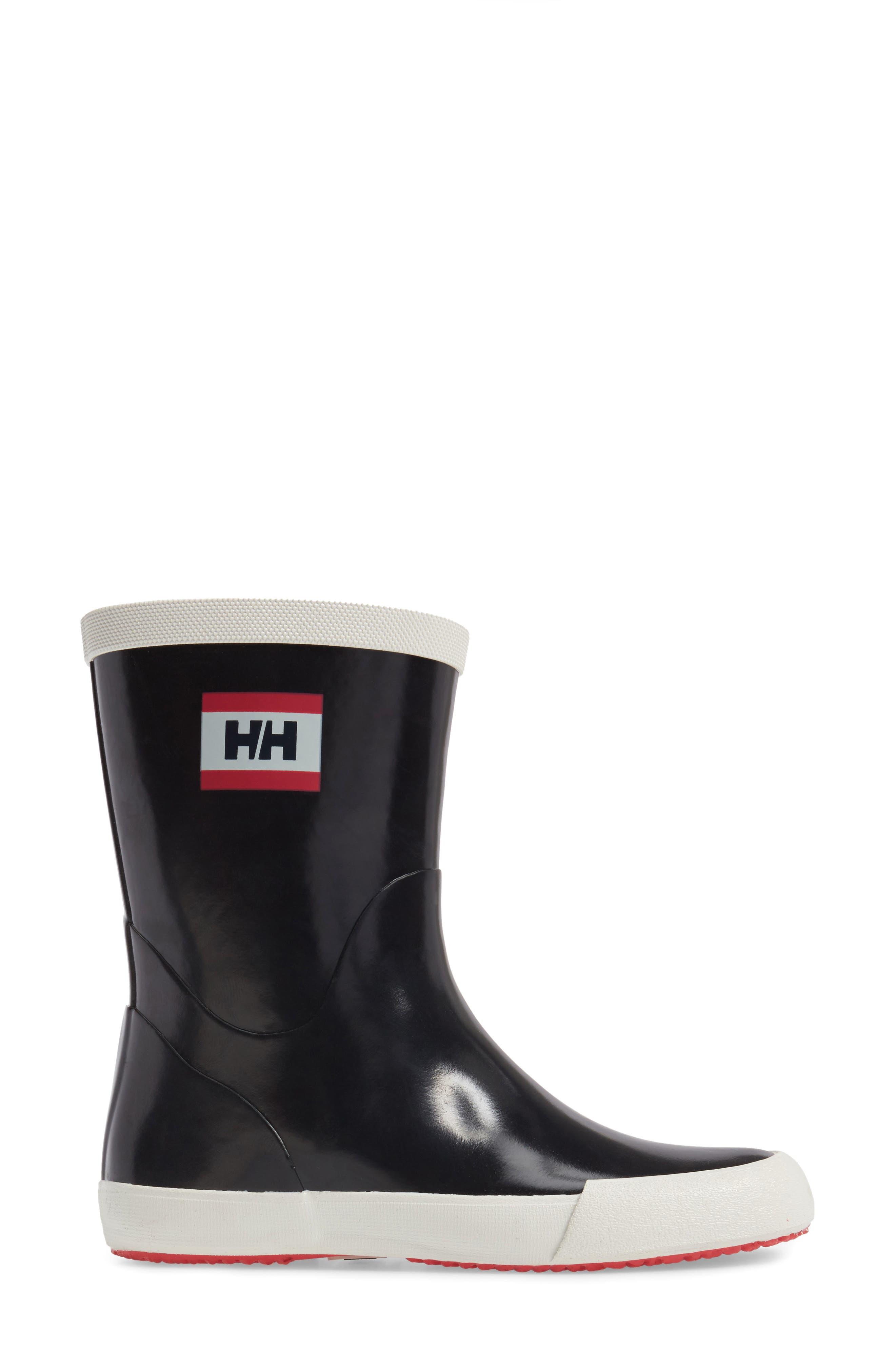 Nordvick Rain Boot,                             Alternate thumbnail 3, color,                             400