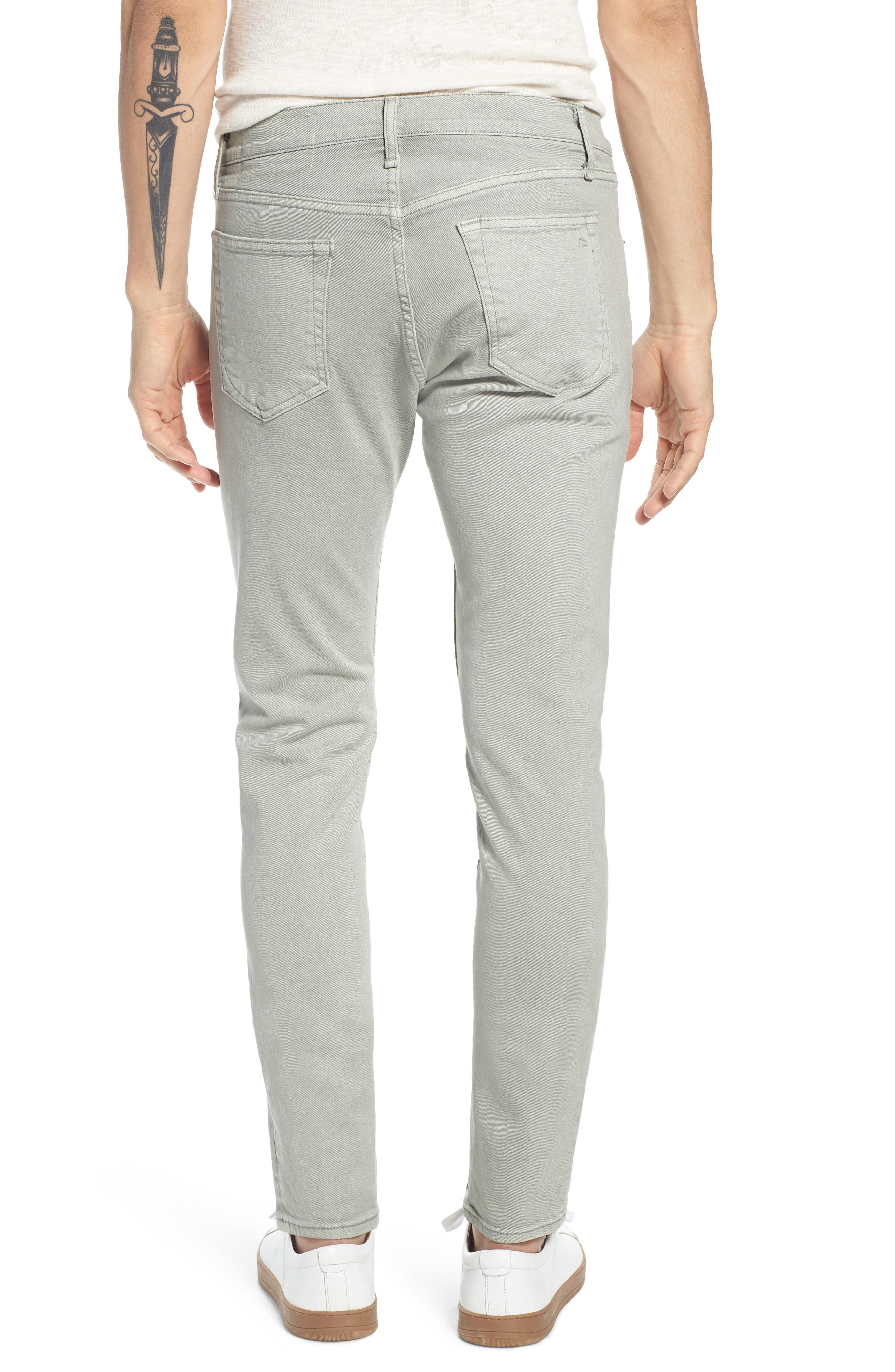 Fit 1 Skinny Fit Jeans,                             Alternate thumbnail 2, color,                             250