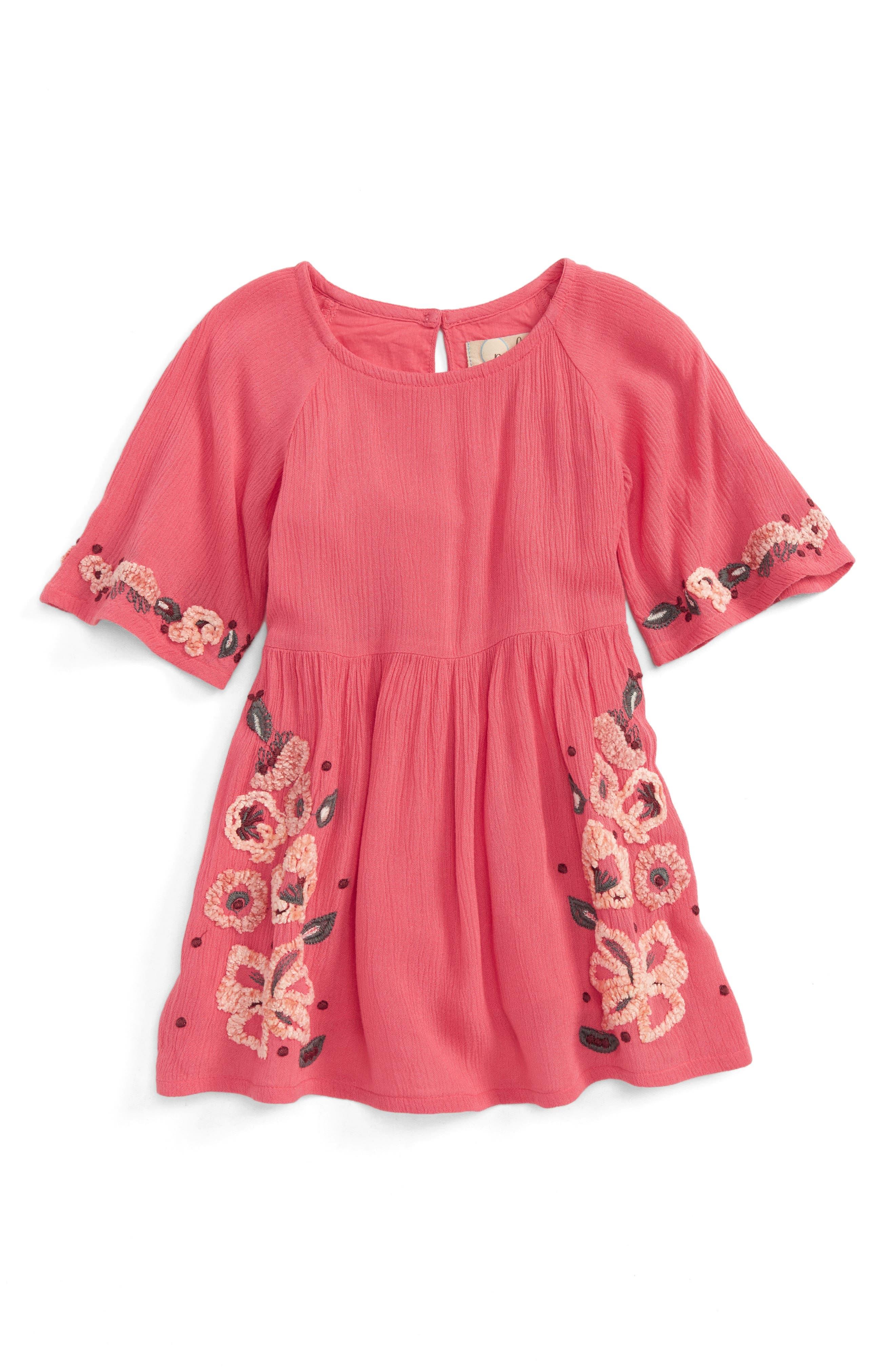 Eva Gauze Dress,                             Alternate thumbnail 2, color,                             514