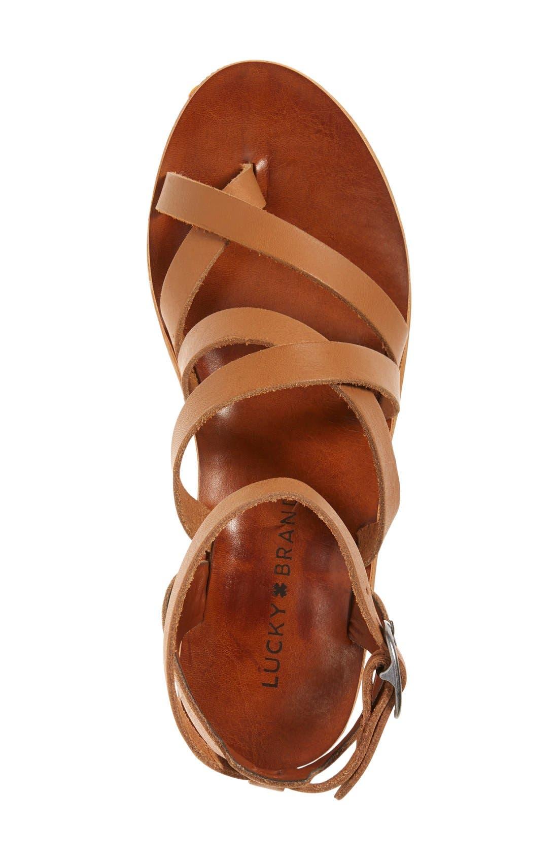 'Honeyy' Platform Sandal,                             Alternate thumbnail 12, color,