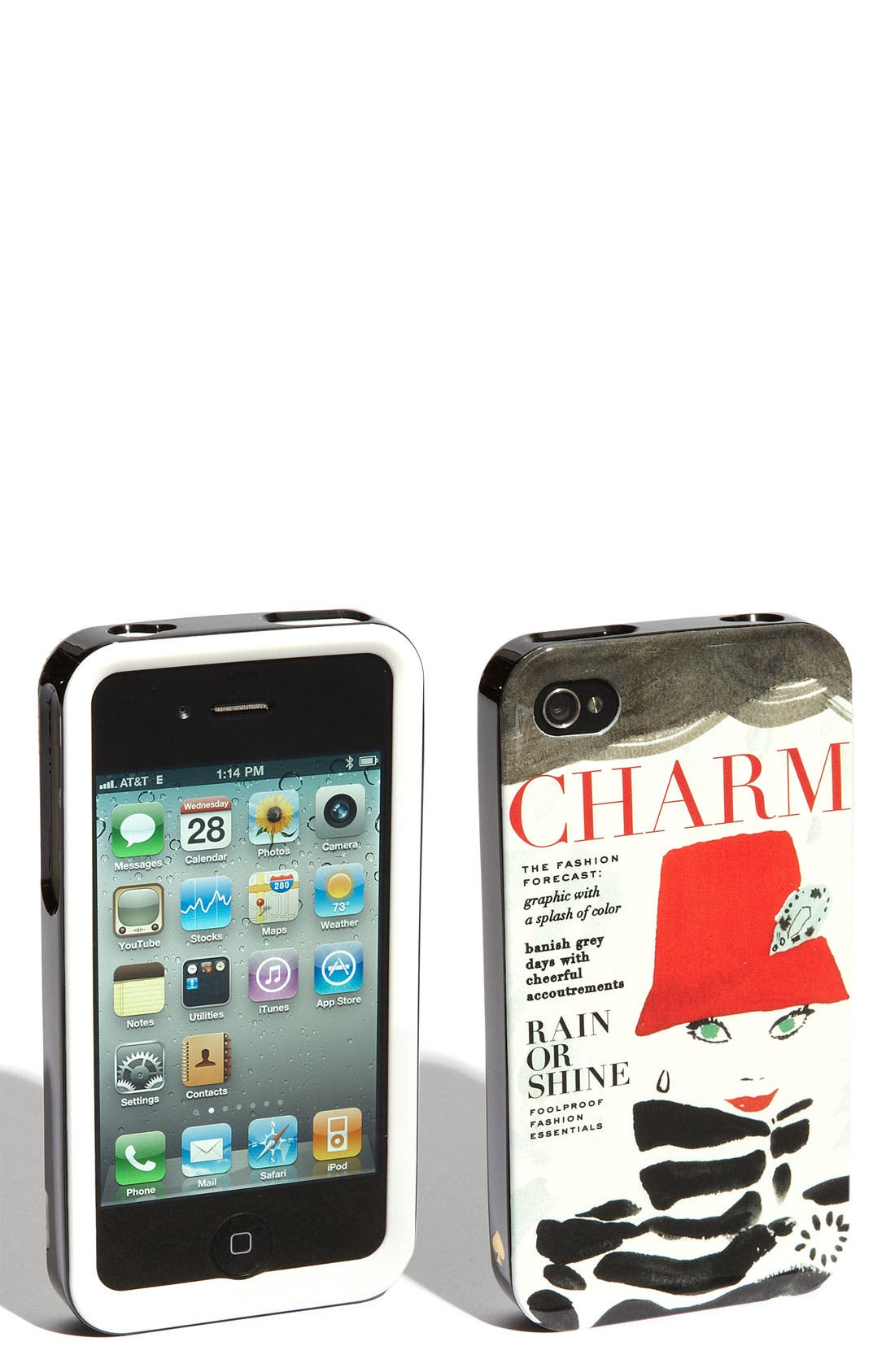 rigid iPhone 4 & 4S case,                             Main thumbnail 4, color,