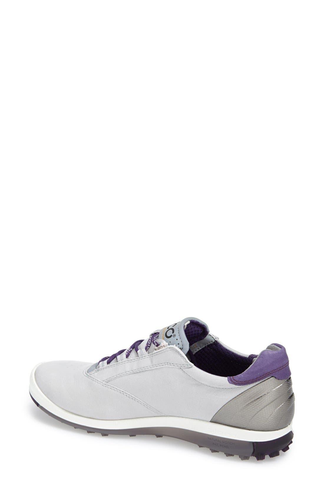 'BIOM' Hydromax<sup>®</sup> Waterproof Golf Shoe,                             Alternate thumbnail 18, color,