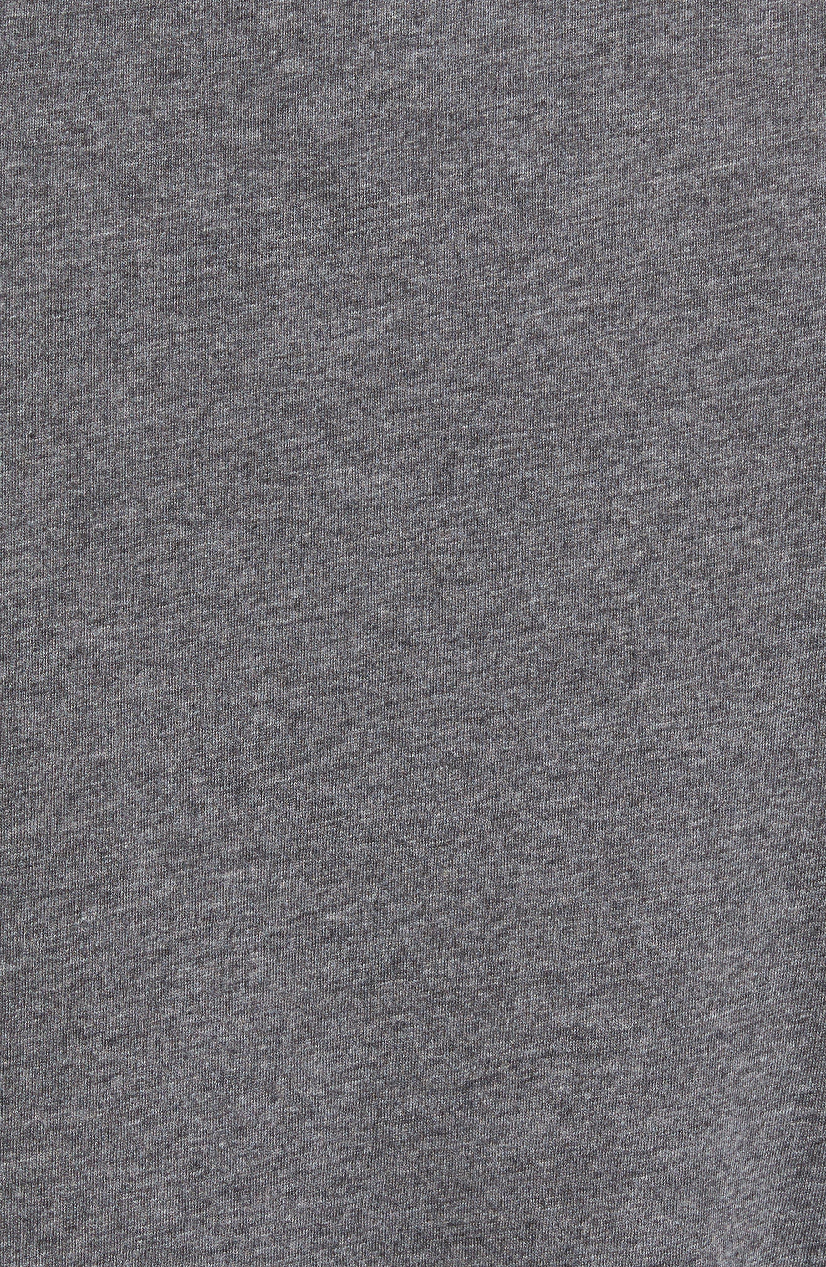 Long Sleeve Henley T-Shirt,                             Alternate thumbnail 5, color,                             020