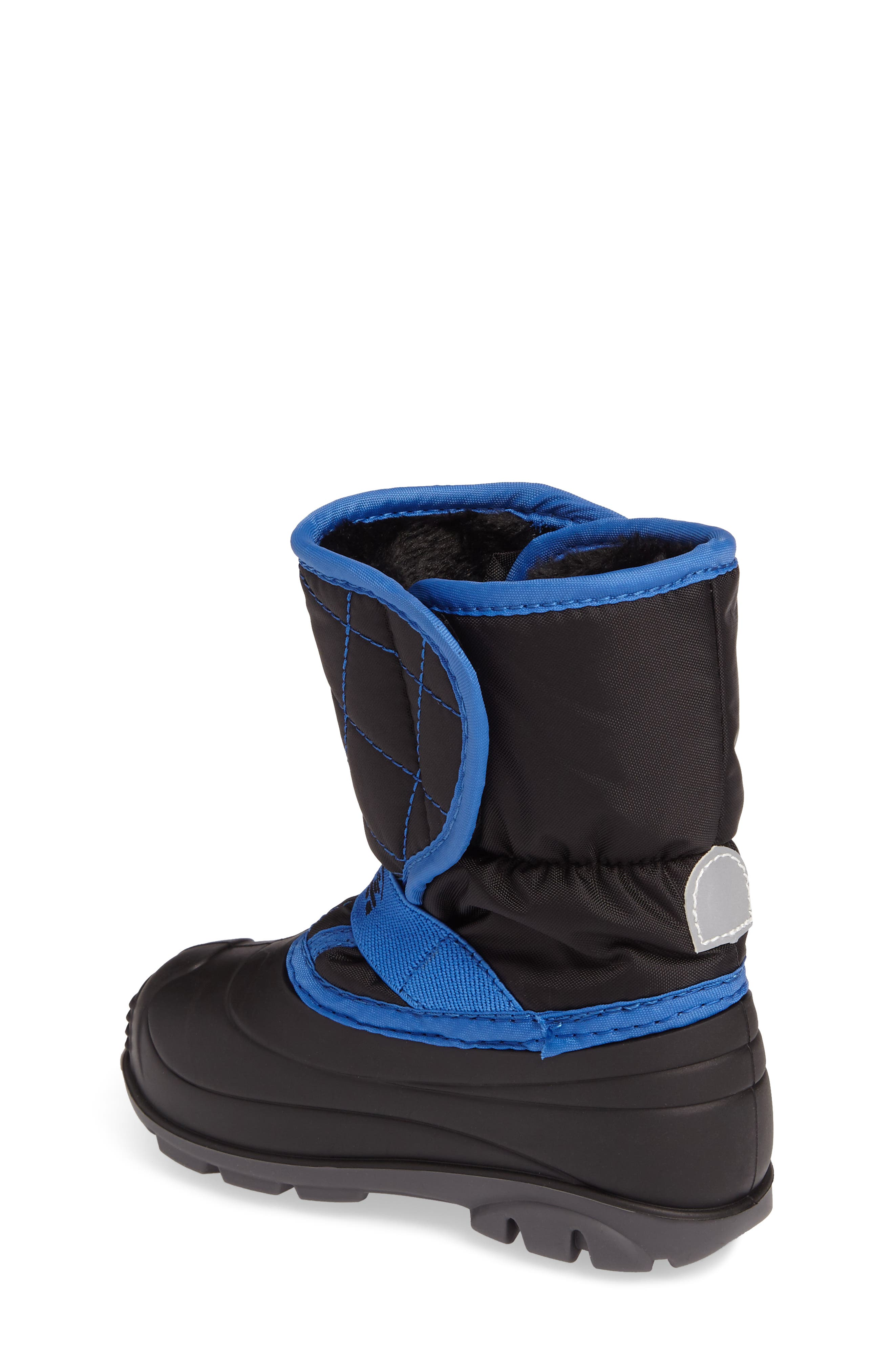 Pika2 Faux Fur Insulated Waterproof Snow Boot,                             Alternate thumbnail 2, color,                             010