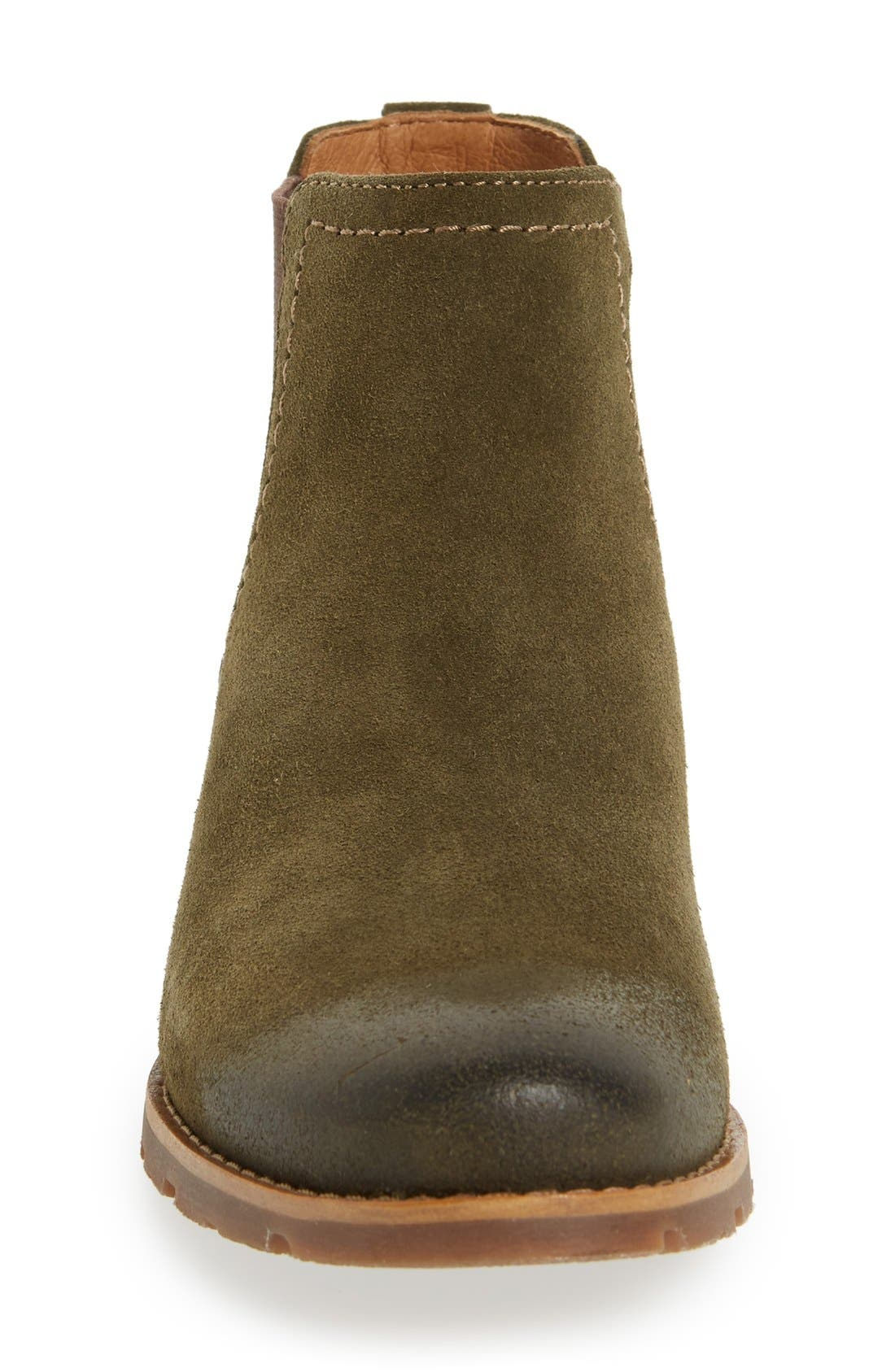 'Selby' Chelsea Bootie,                             Alternate thumbnail 21, color,