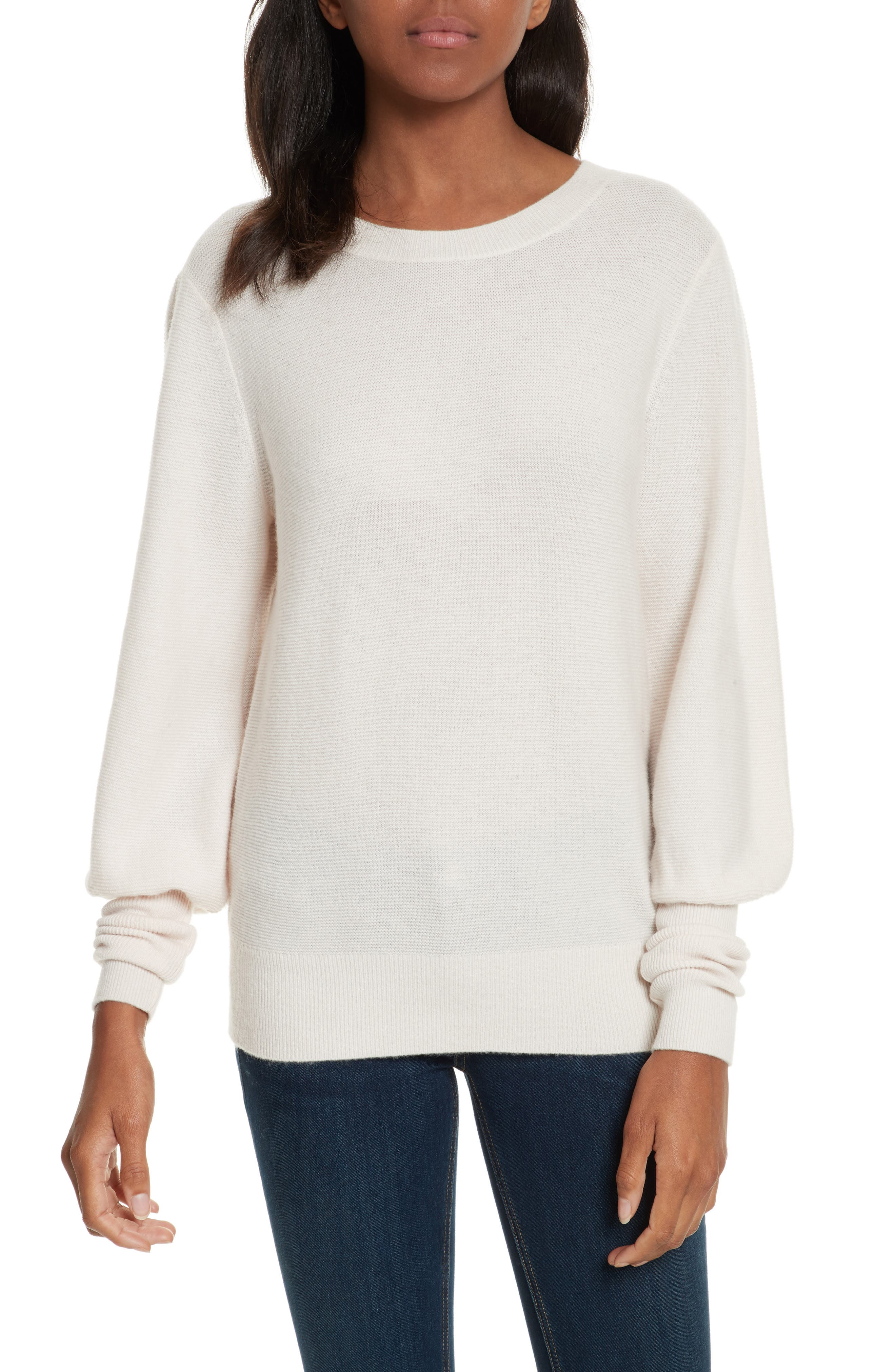 Noely Wool and Cashmere Sweater,                             Main thumbnail 2, color,