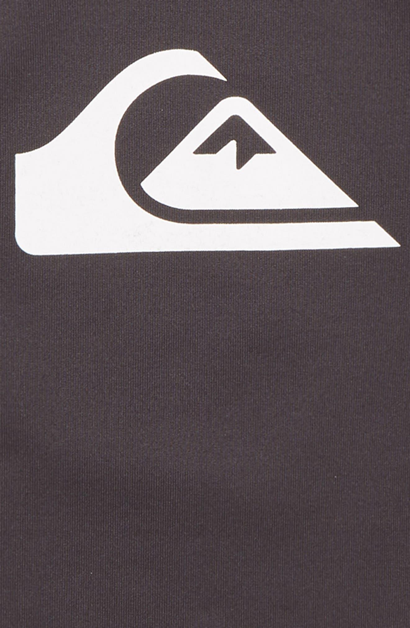 All Time Rashguard Top,                             Alternate thumbnail 2, color,                             TARMAC